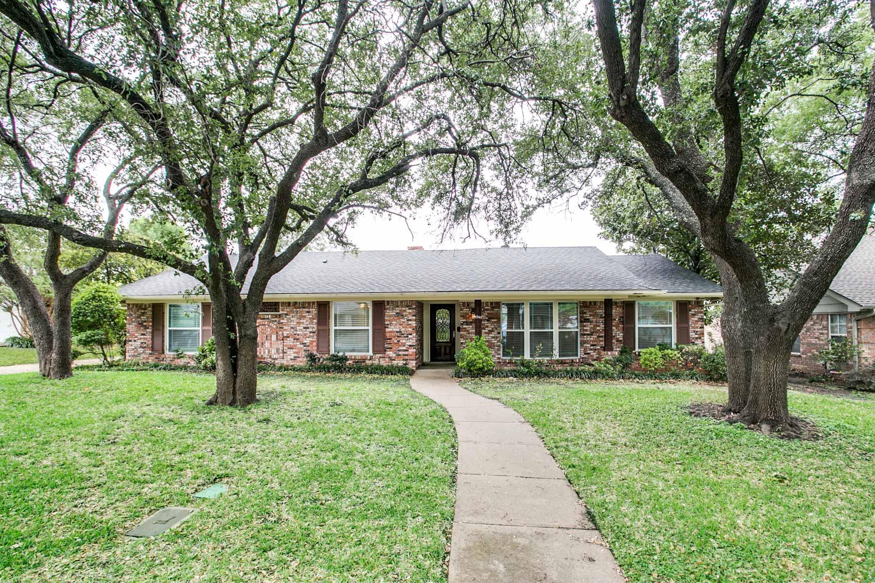 独户住宅 为 销售 在 4349 Whitfield Ave, Fort Worth 沃斯堡市, 得克萨斯州, 76109 美国