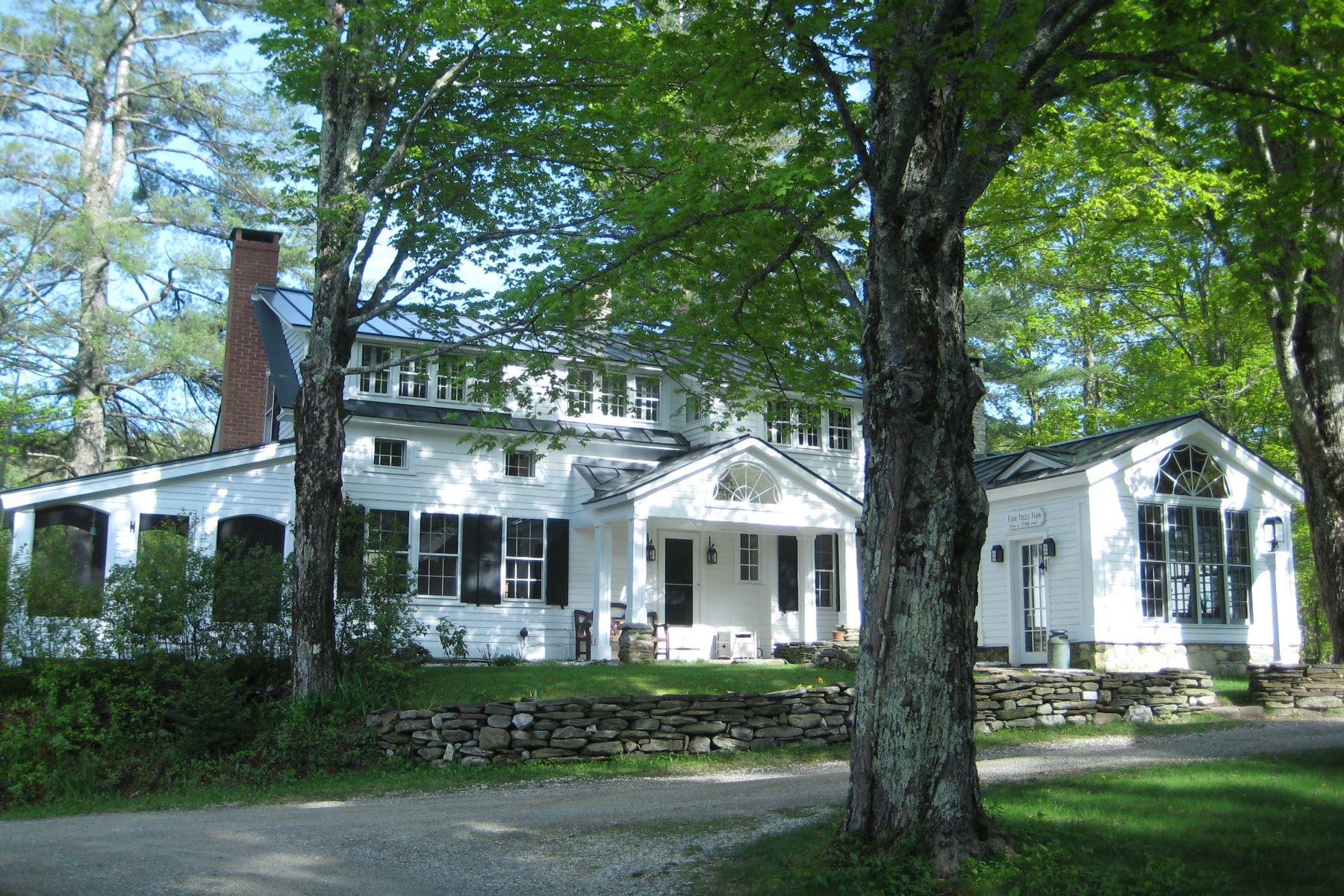 Частный односемейный дом для того Продажа на 5236 Vermont Route 100, Wardsboro 5236 Vermont Route 100 Wardsboro, Вермонт 05360 Соединенные Штаты