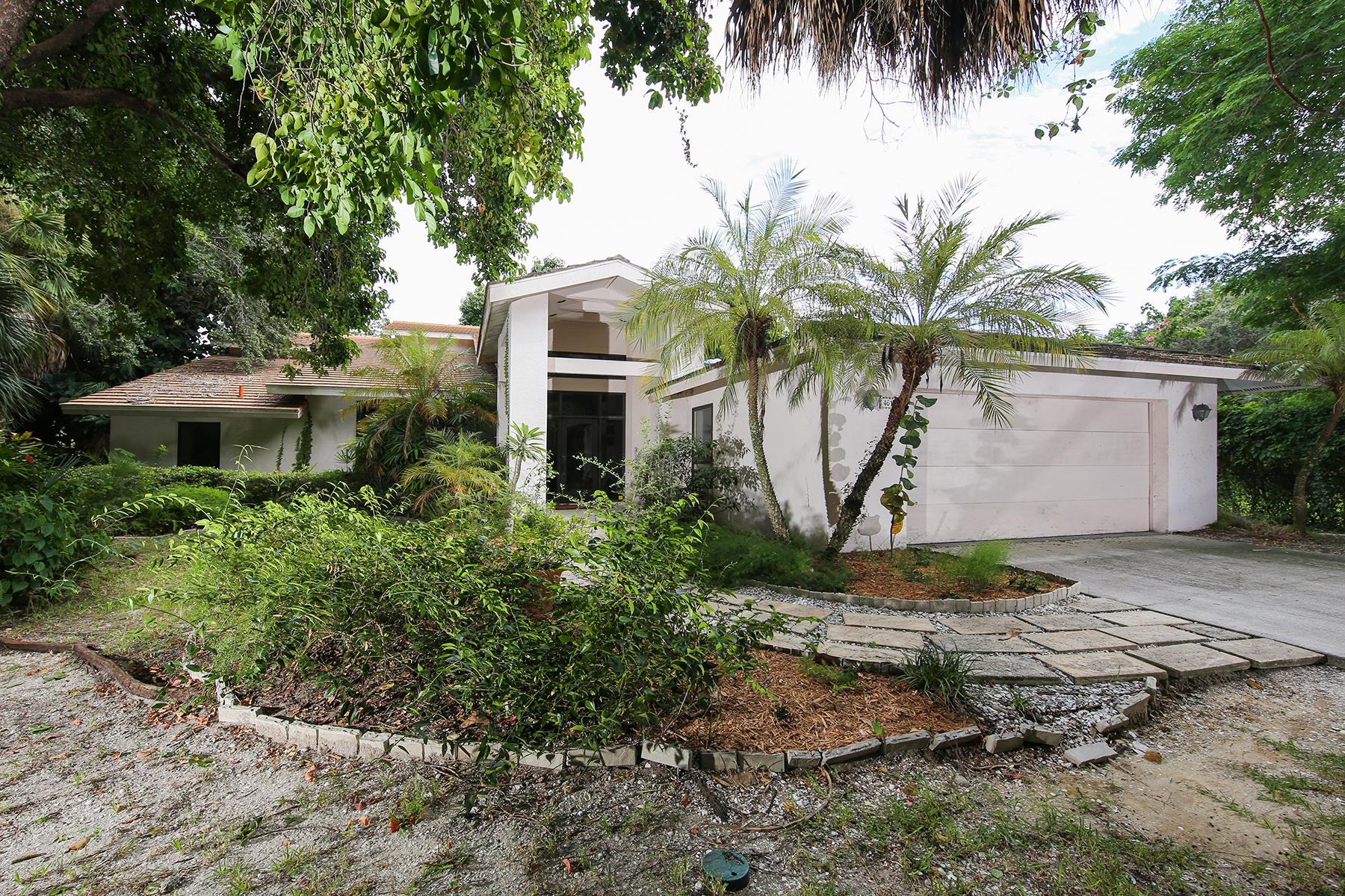 Single Family Home for Sale at SIESTAS BAYSIDE 4619 Higel Ave Sarasota, Florida, 34242 United States