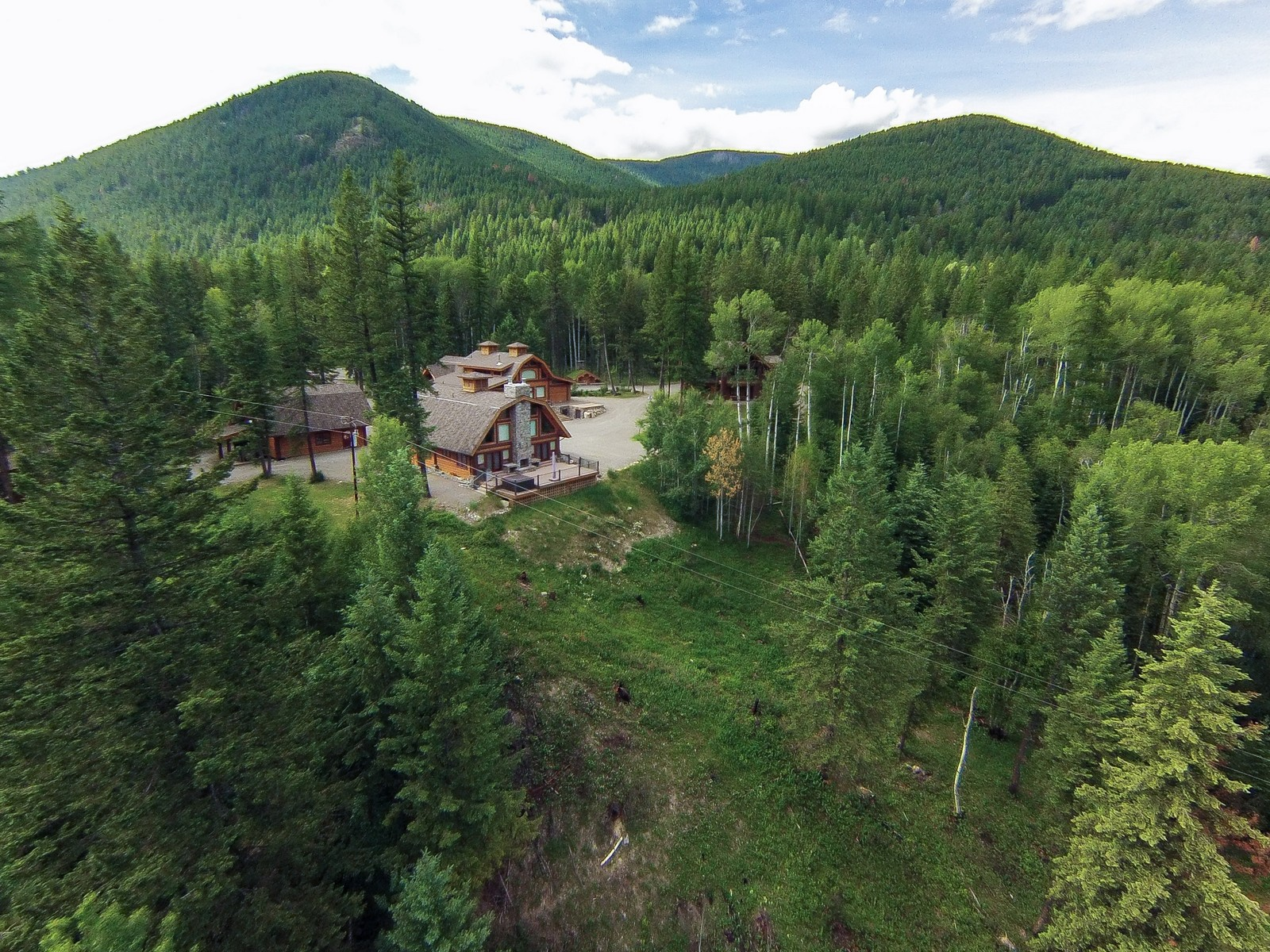 sales property at Montana Luxury Retreat