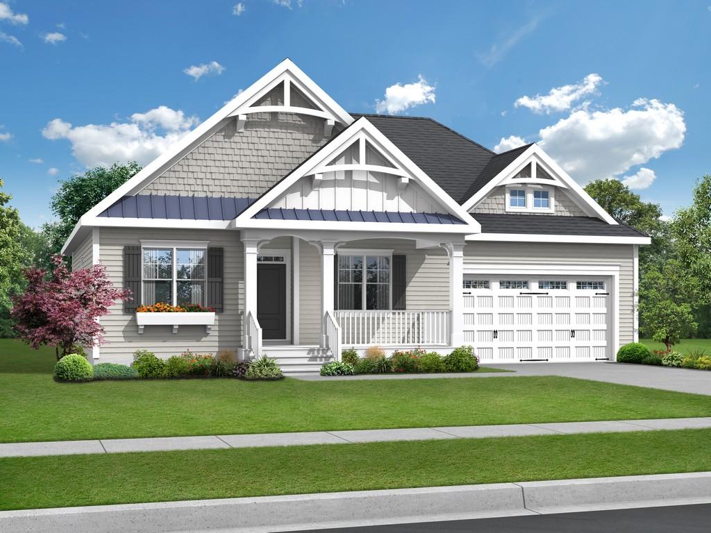 Single Family Home for Sale at 24200 Canoe Dr Sanderling, Millsboro, DE 19966 33414 Paddle Dr 223, Millsboro, Delaware 19966 United States