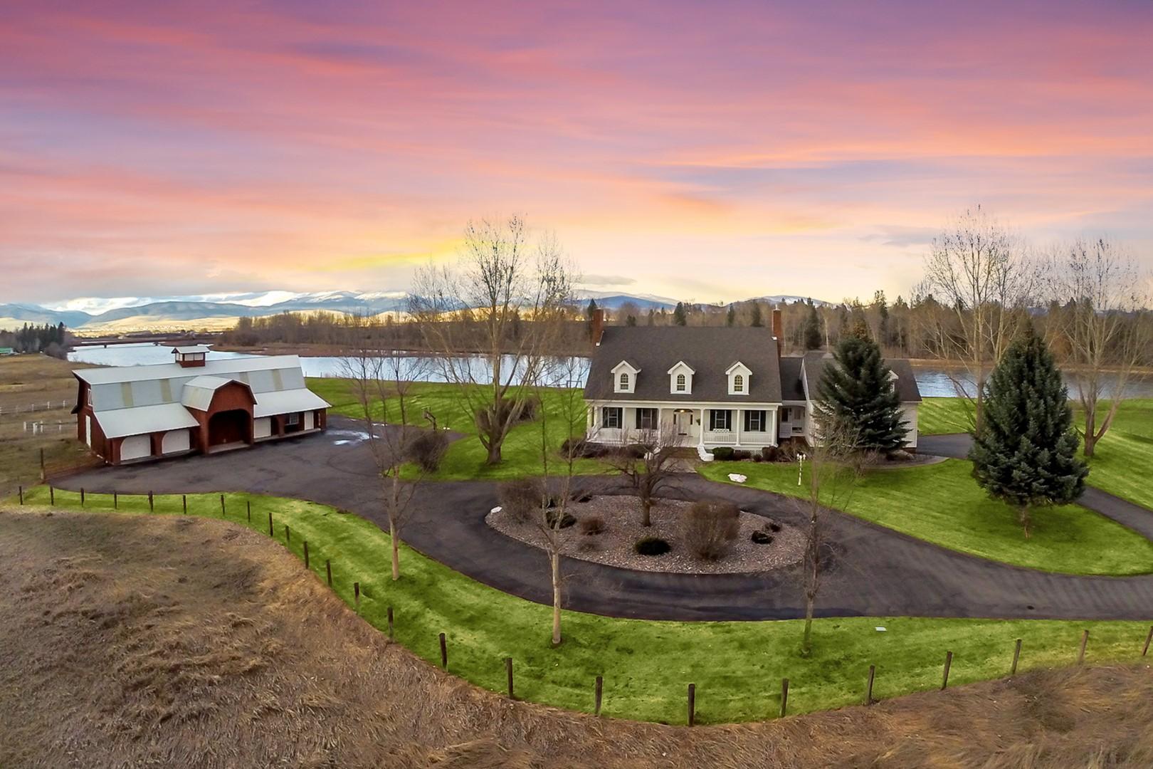 独户住宅 为 销售 在 11060 Windemere Dr , Missoula, MT 59804 11060 Windemere Dr 米苏拉, 蒙大拿州, 59804 美国