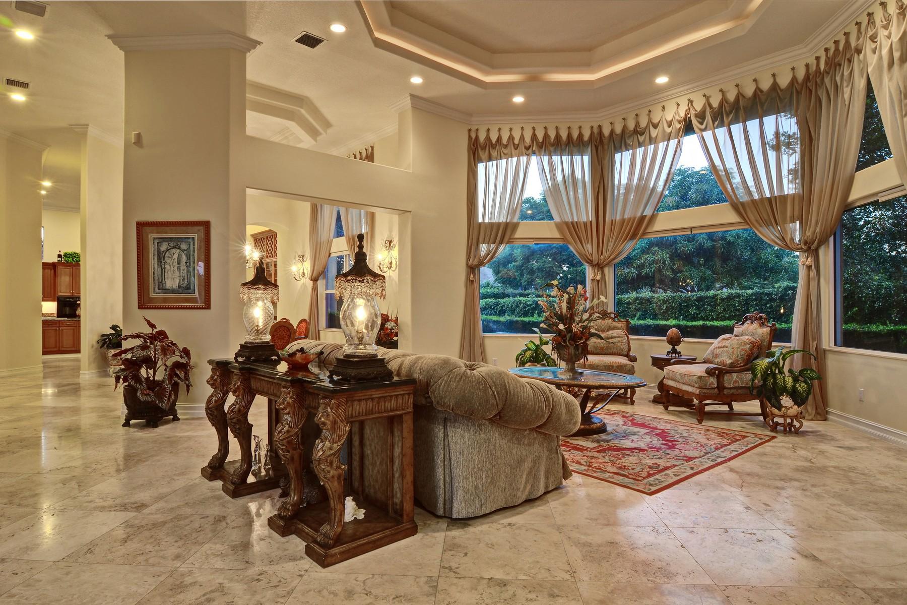 Maison unifamiliale pour l Vente à 7619 Saratoga Ln , Parkland, FL 33067 7619 Saratoga Ln Parkland, Florida, 33067 États-Unis