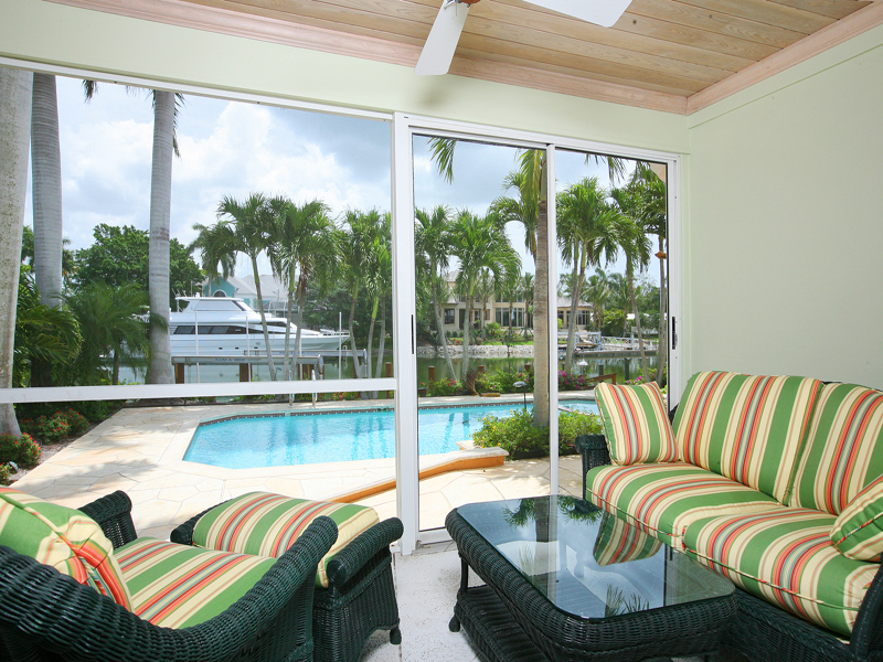 Single Family Home for Rent at PORT ROYAL 3275 Gin Ln Naples, Florida 34102 United States