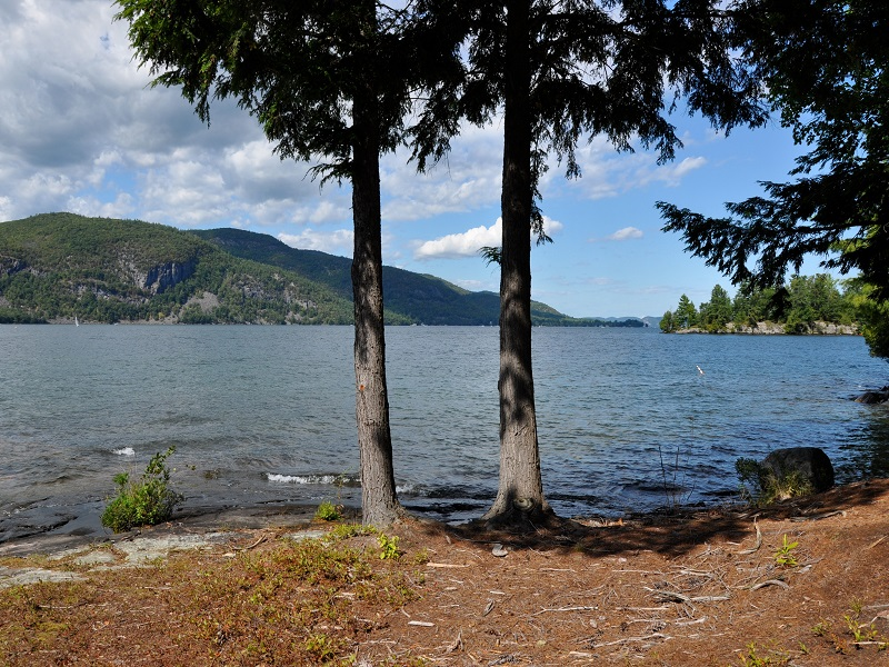 Additional photo for property listing at Lake George Historic Waterfront Property 2148  Lands End Rd 德累斯顿, 纽约州 12841 美国