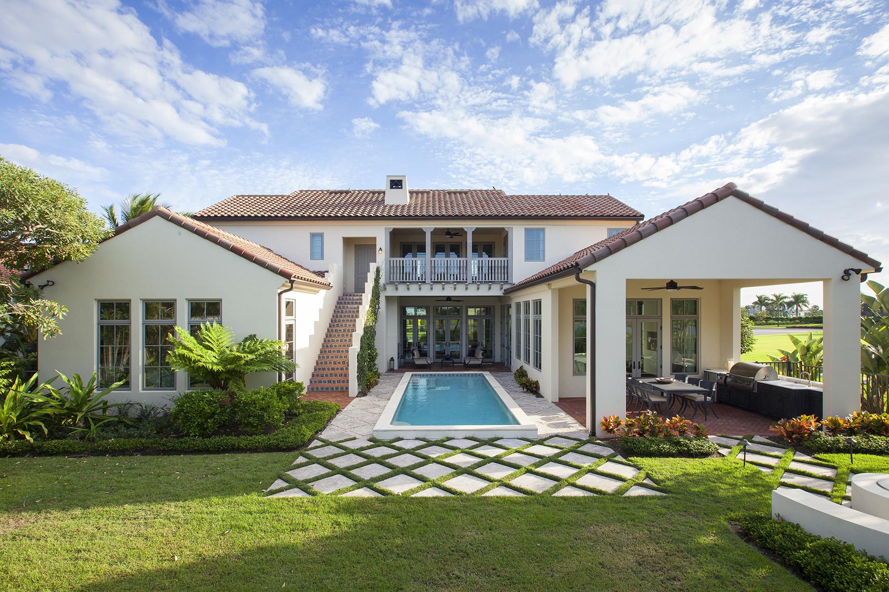 Single Family Home for Sale at FIDDLER'S CREEK - MARSH COVE 3259 Tavolara Ln Naples, Florida, 34114 United States