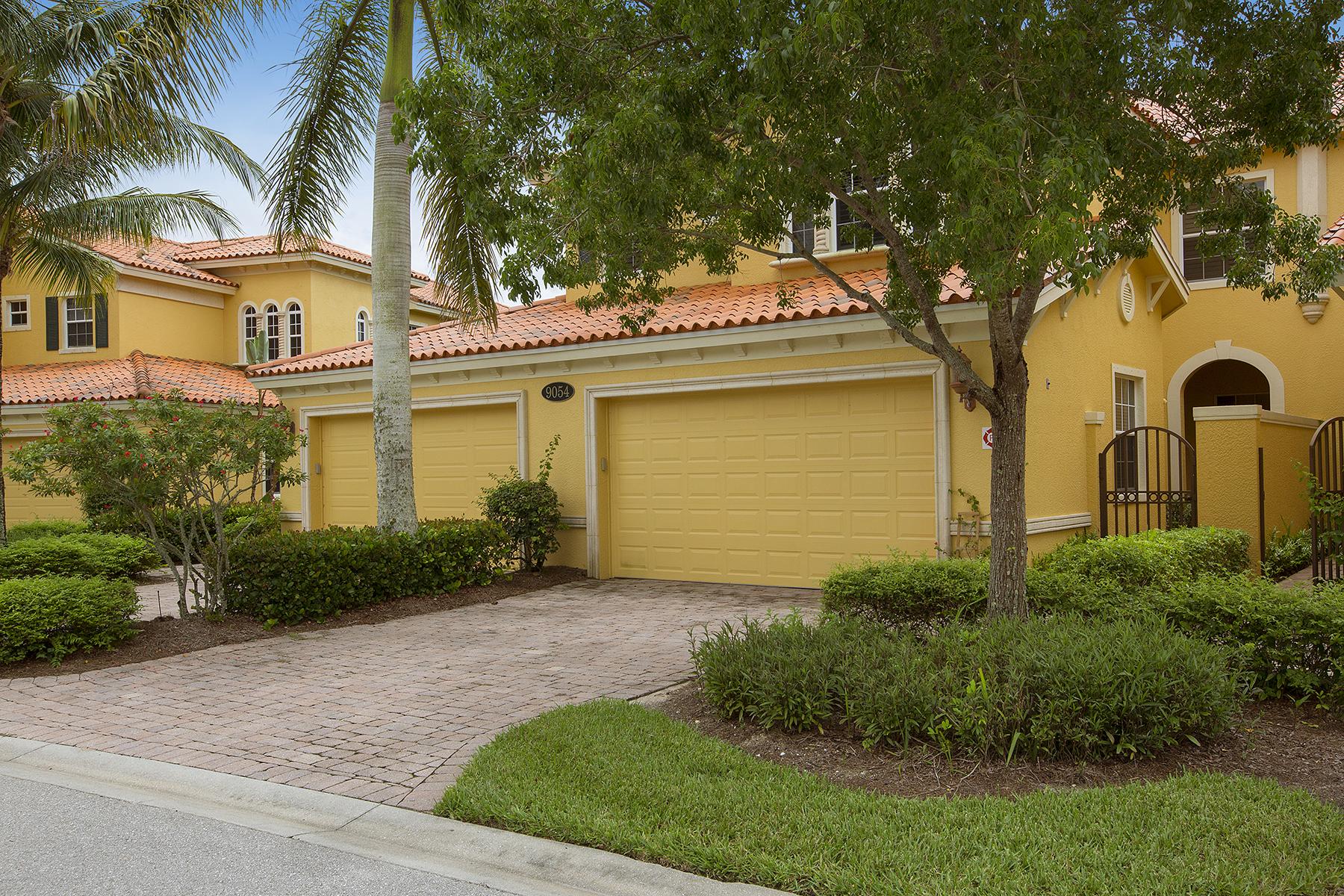 Кондоминиум для того Продажа на FIDDLER'S CREEK - CASCADA 9054 Cascada Way 101 Naples, Флорида, 34114 Соединенные Штаты