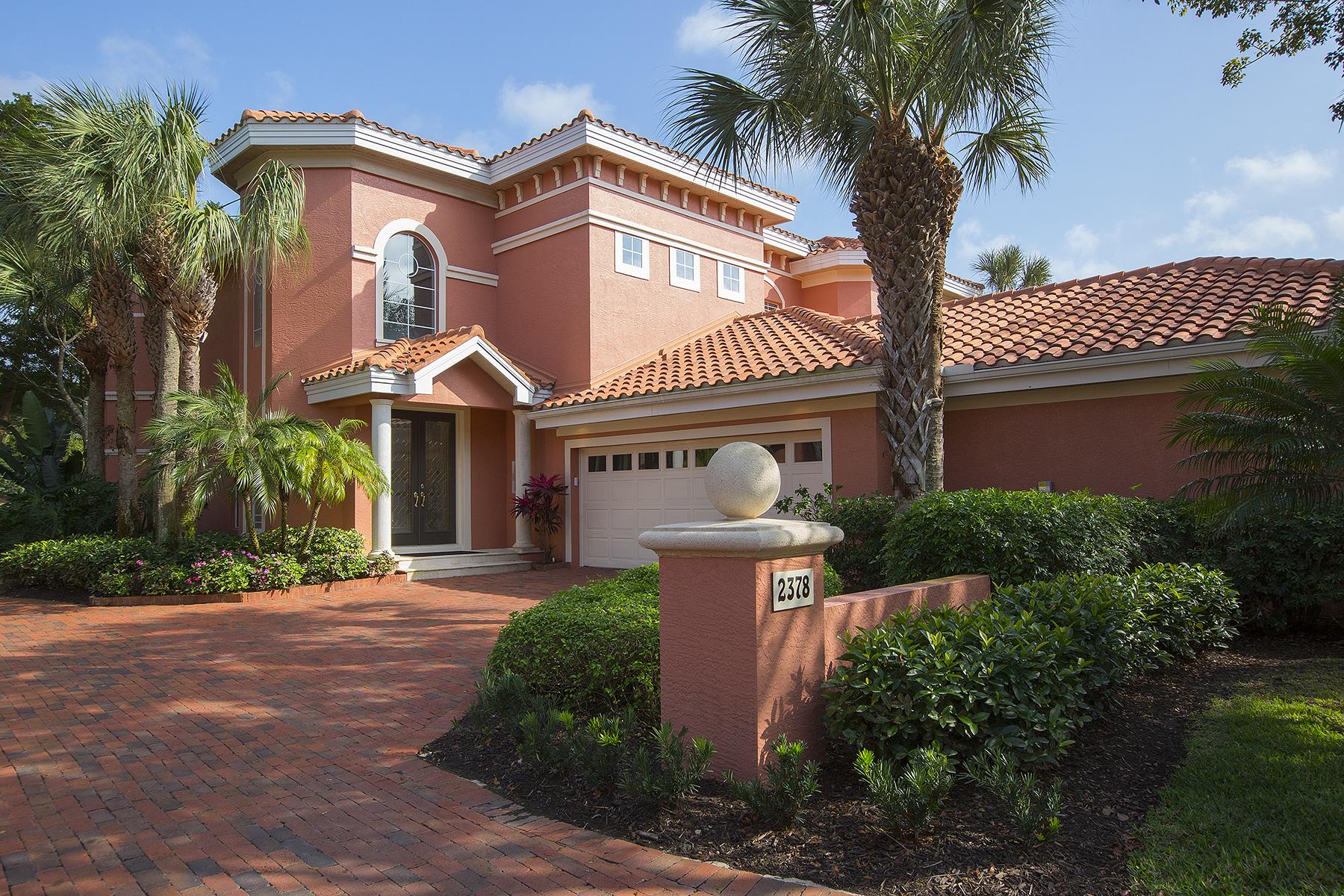 共管式独立产权公寓 为 销售 在 2370 Terra Verde Ln , 2378, Naples, FL 34105 2378 Terra Verde Ln 2378 那不勒斯, 佛罗里达州, 34105 美国