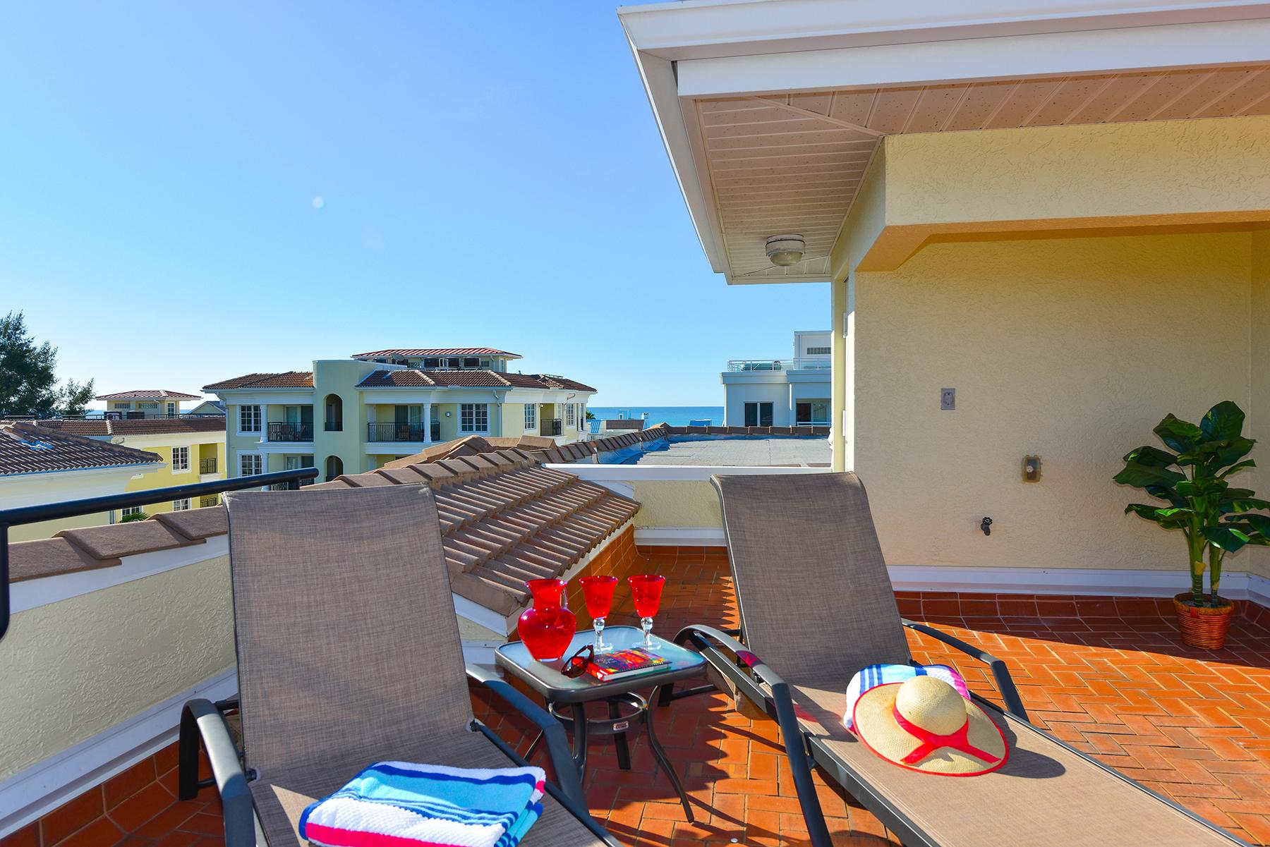 Condomínio para Venda às SARASOTA 304 Calle Miramar 304-S2 Sarasota, Florida, 34242 Estados Unidos