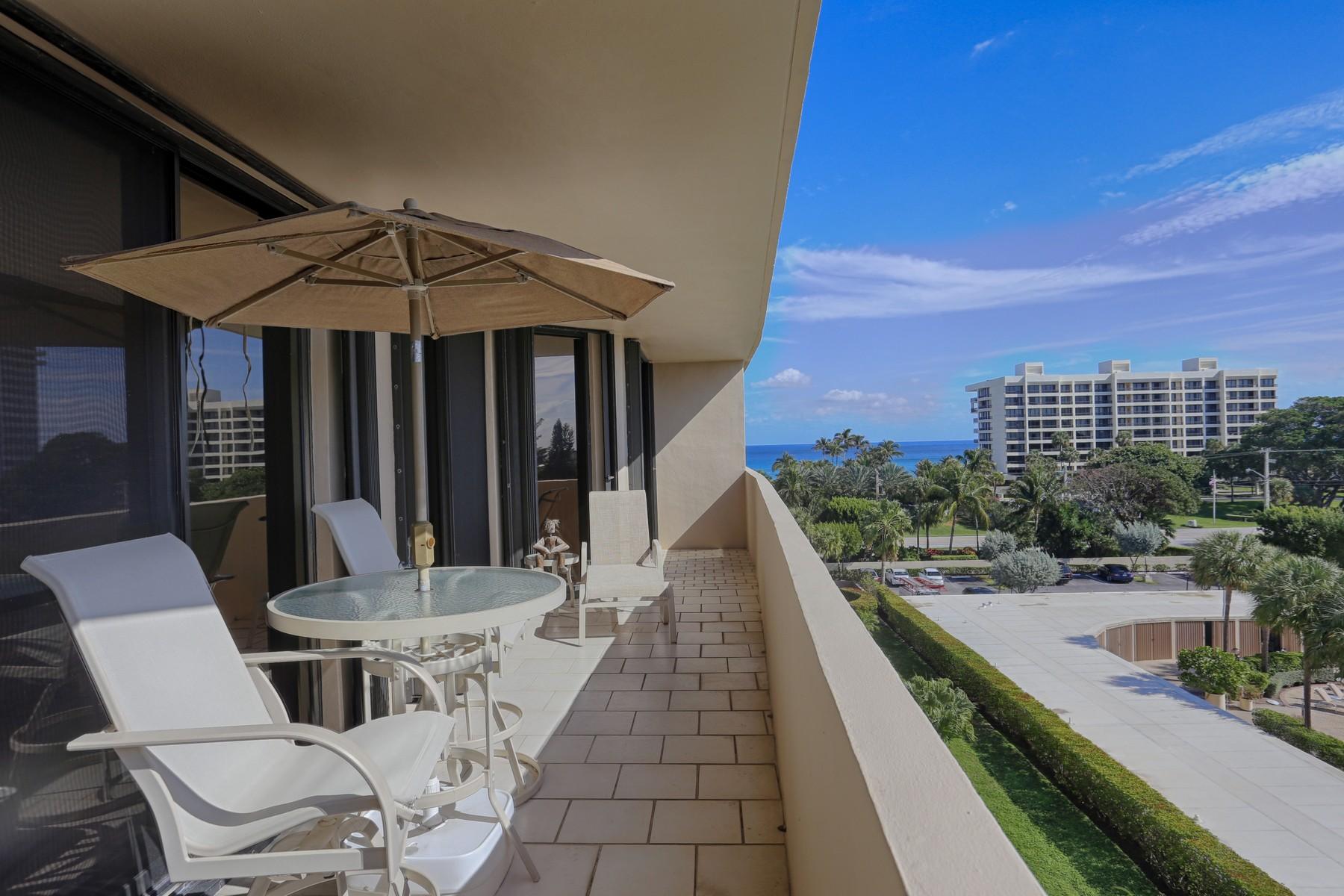sales property at 1401 S Ocean Blvd S, 504, Boca Raton, FL 33432