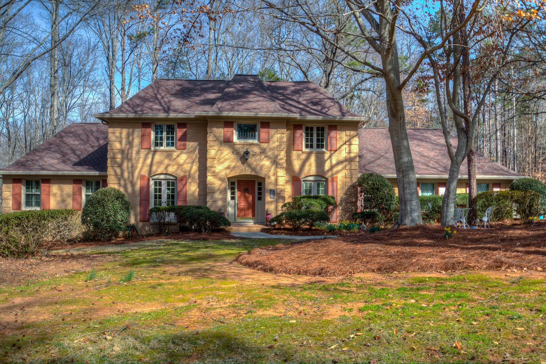 Single Family Home for Sale at PROVIDENCE PLANTATION 4000 High Ridge Rd, Charlotte, North Carolina 28270 United States