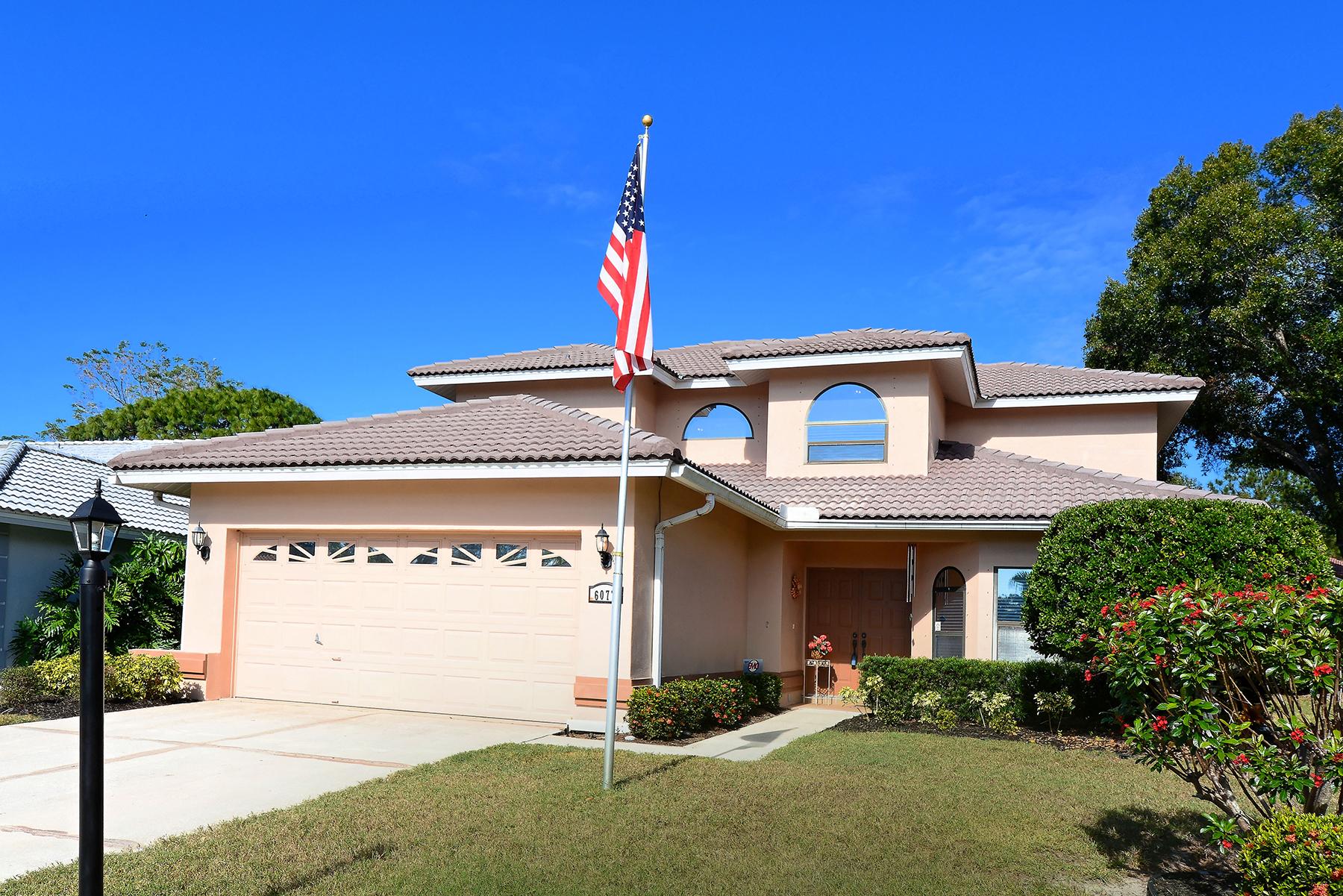 단독 가정 주택 용 매매 에 SARASOTA 6077 Marella Dr Sarasota, 플로리다, 34243 미국
