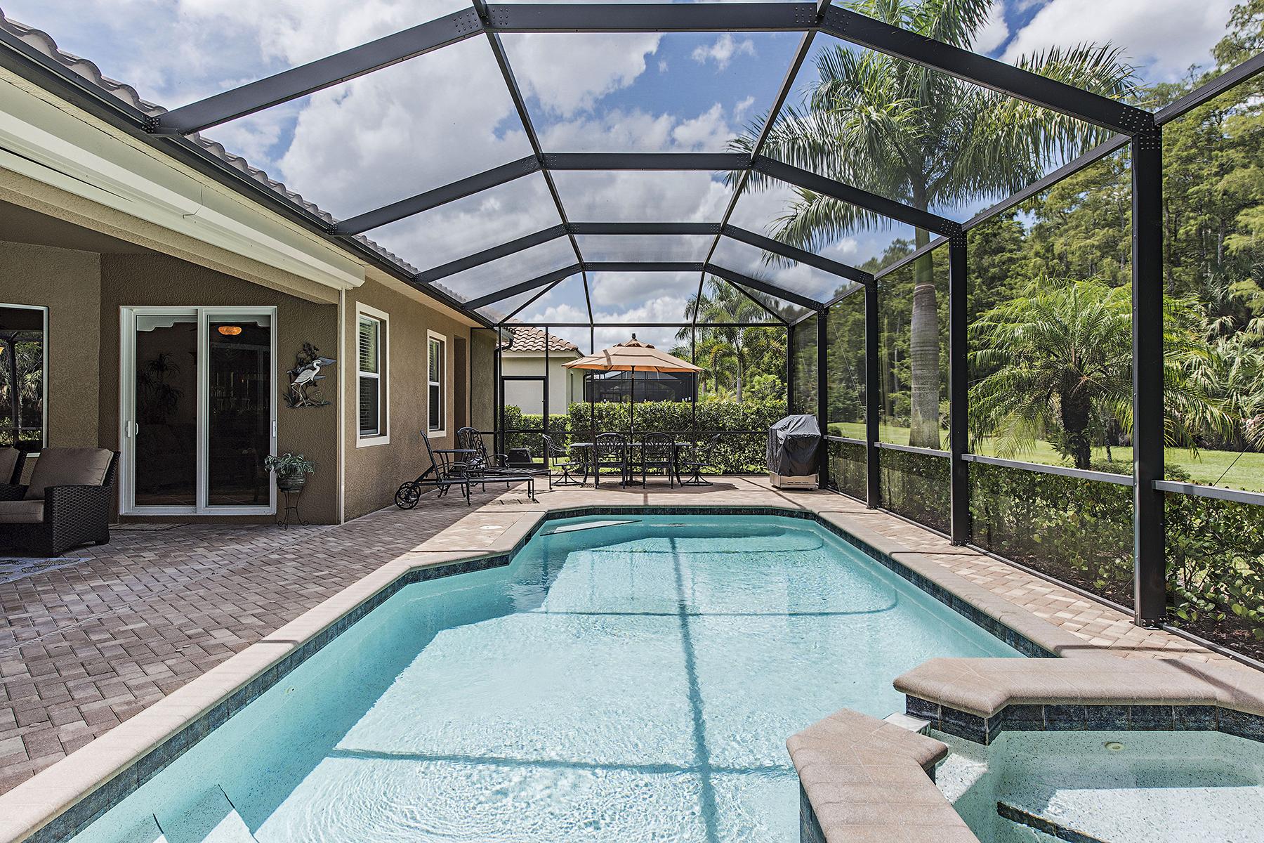 Casa Unifamiliar por un Venta en Naples 10063 Escambia Bay Ct Naples, Florida, 34120 Estados Unidos