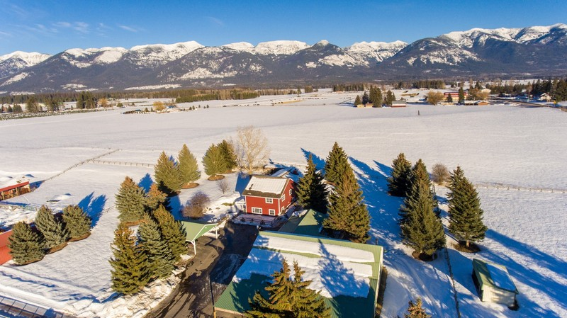 Single Family Home for Sale at 141 Hill Rd , Bigfork, MT 59911 141 Hill Rd Bigfork, Montana, 59911 United States