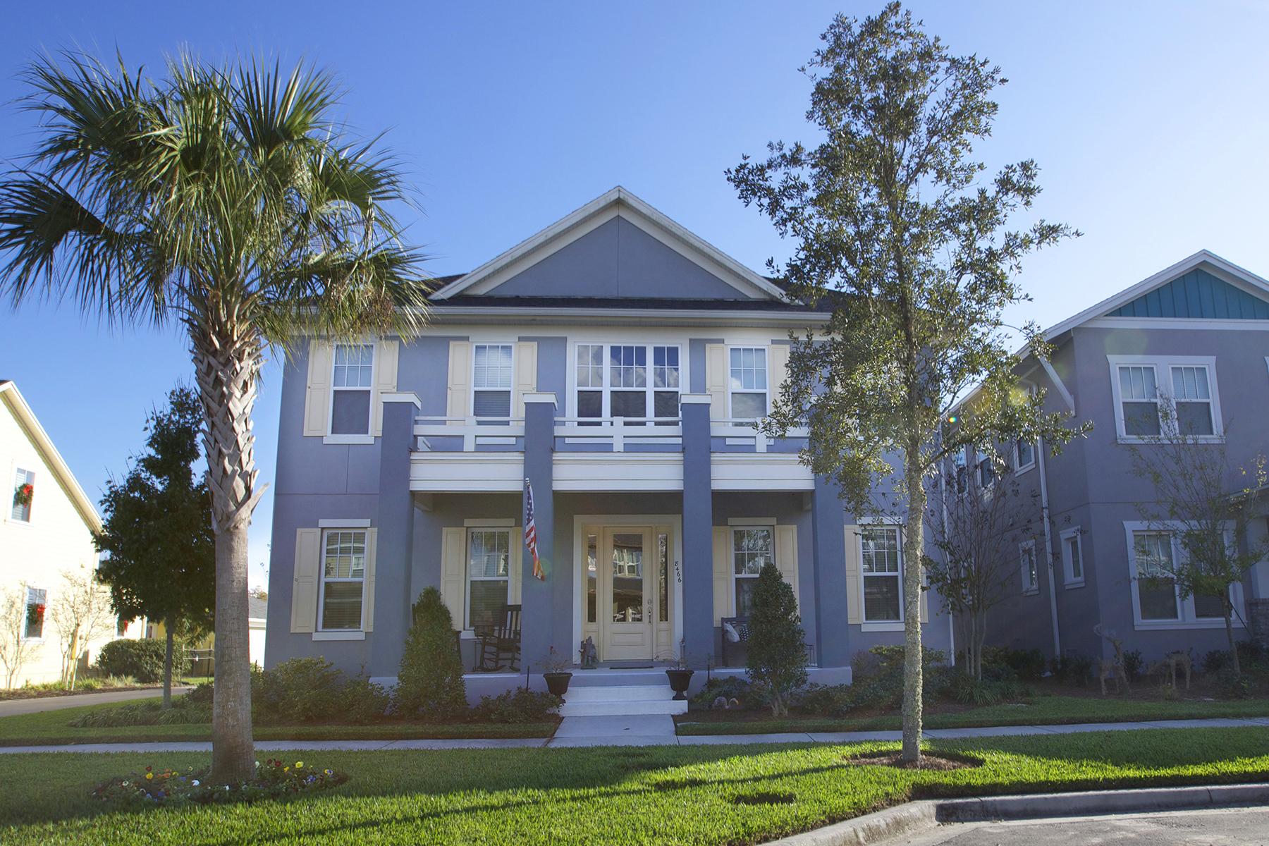 独户住宅 为 销售 在 LAUREATE PARK 8466 Laureate Blvd 奥兰多, 佛罗里达州, 32827 美国