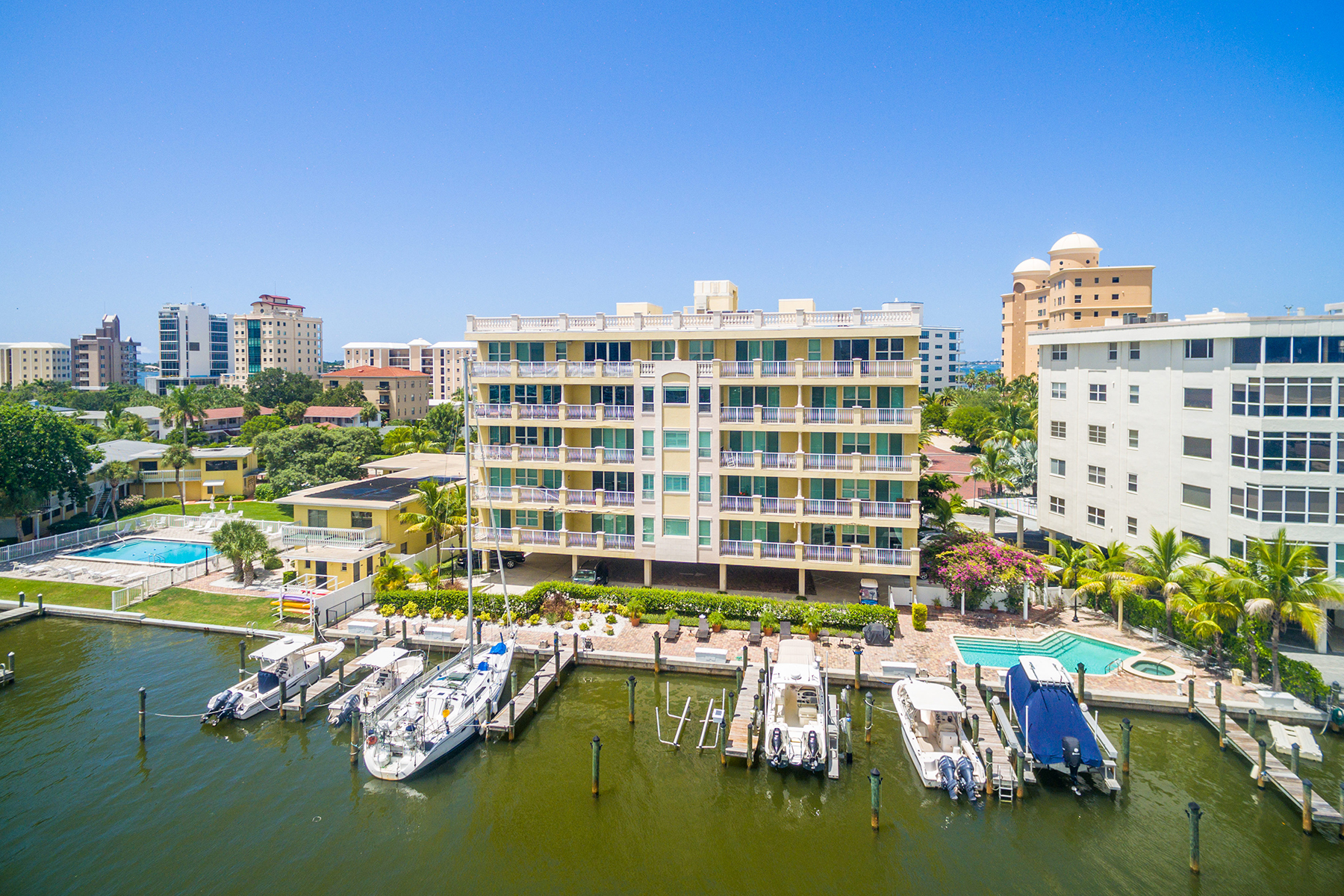 Condominium for Sale at GOLDEN GATE POINT 650 Golden Gate Pt 402 Sarasota, Florida, 34236 United States