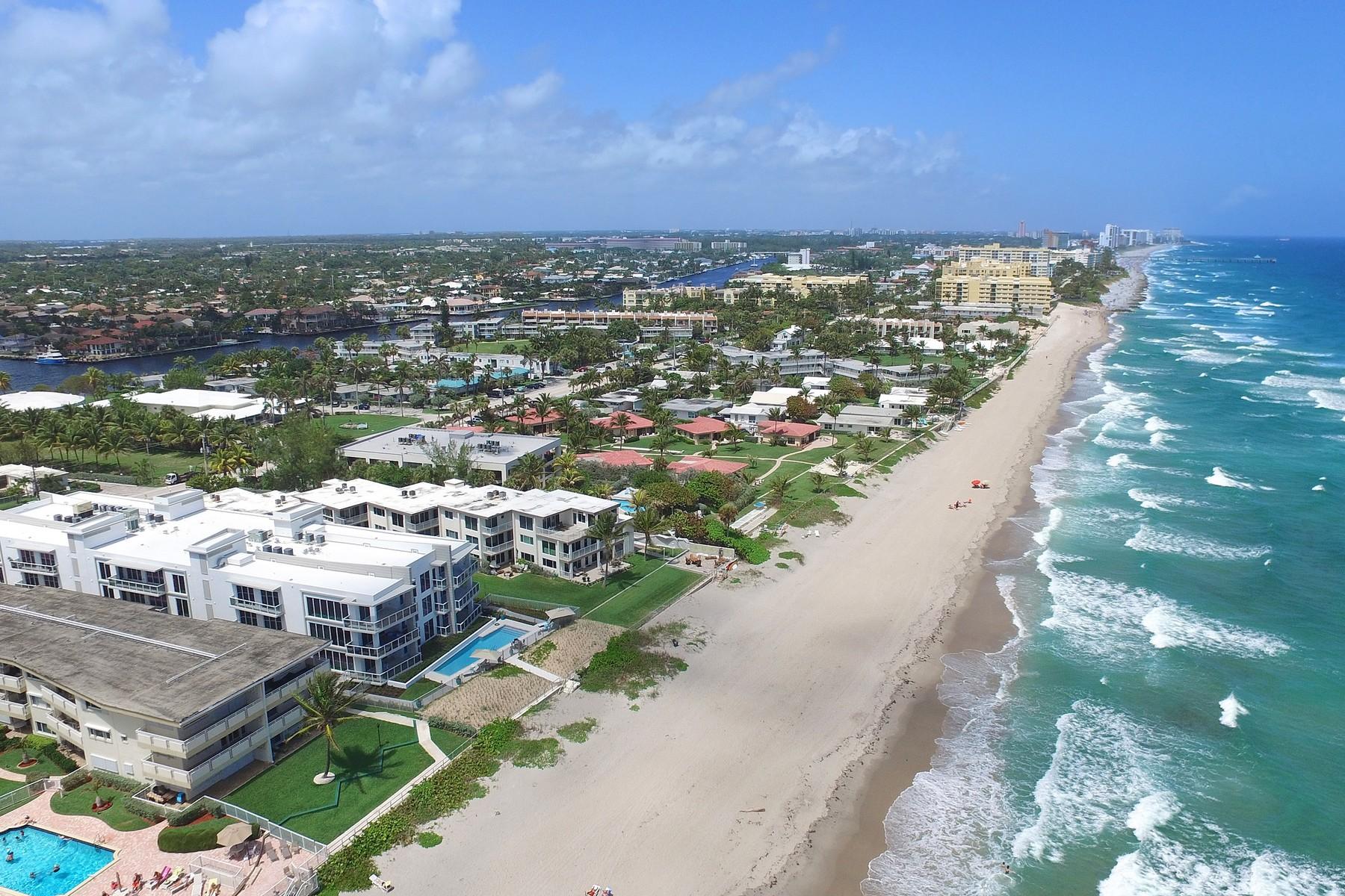 콘도미니엄 용 매매 에 1200 Hillsboro Mile , 1101, Hillsboro Beach, FL 33 1200 Hillsboro Mile 1101 Hillsboro Beach, 플로리다, 33062 미국