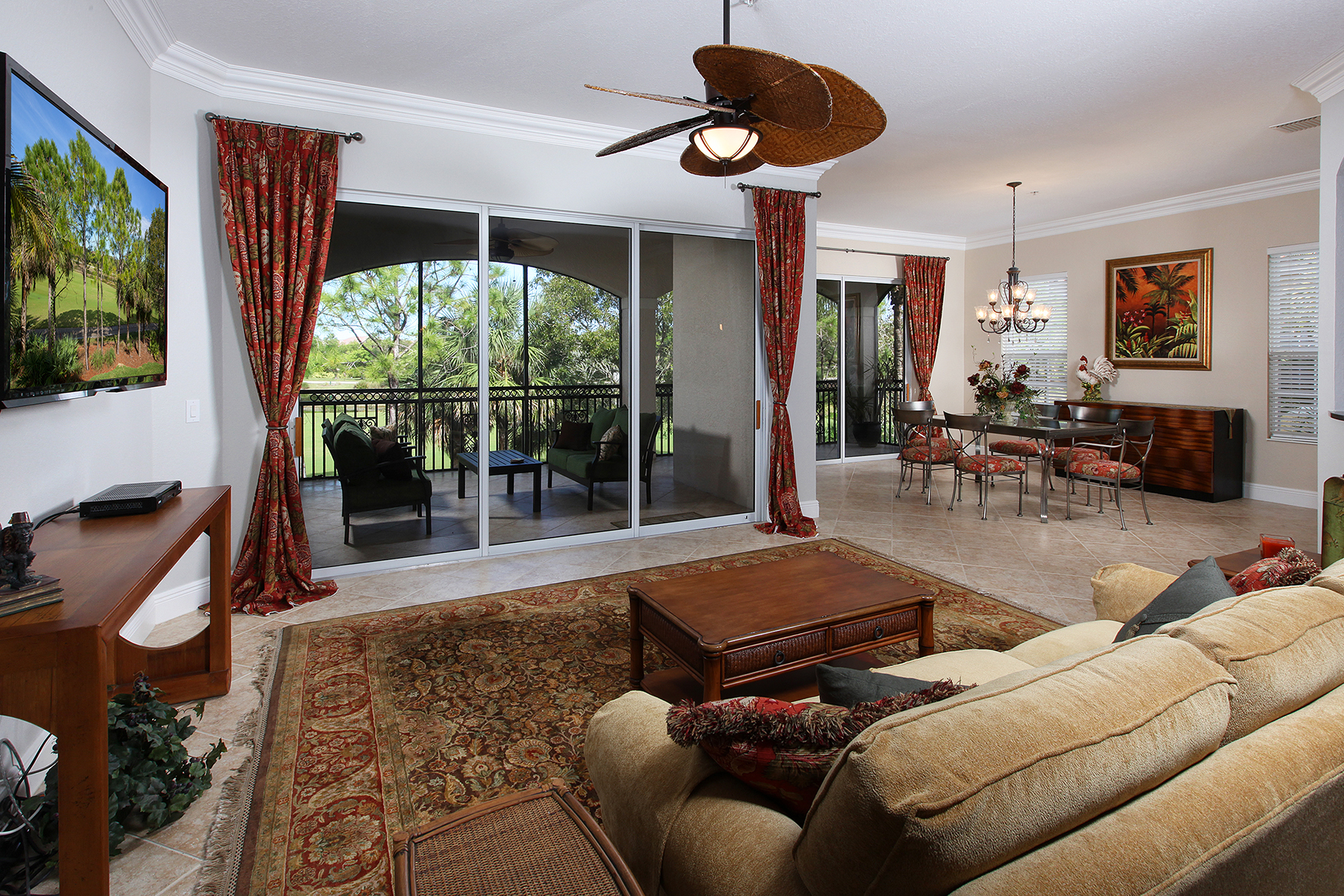 共管式独立产权公寓 为 销售 在 FIDDLERS CREEK - FIDDLERS CREEK 9102 Cascada Way 202 那不勒斯, 佛罗里达州, 34114 美国