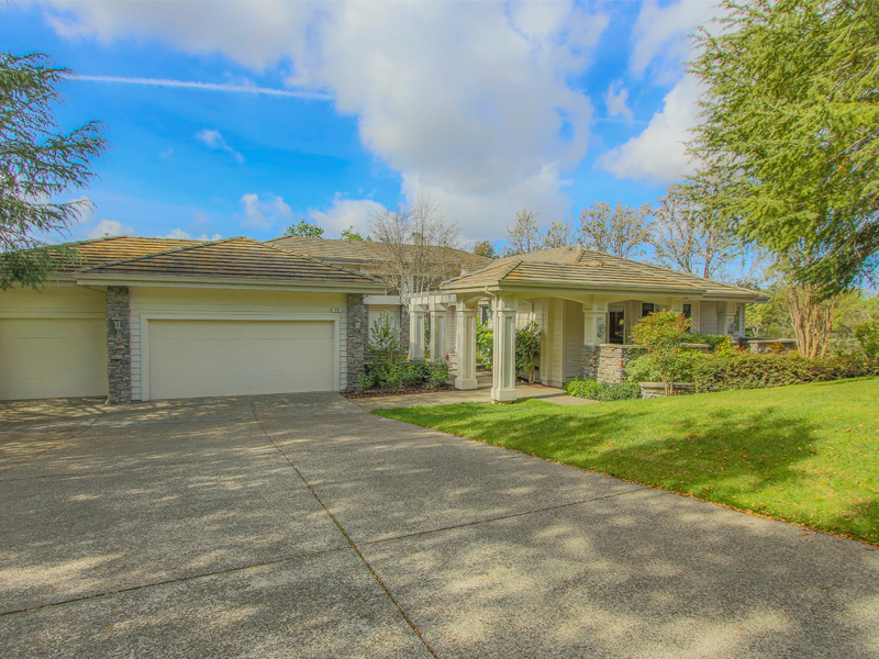 Single Family Home for Sale at Silverado Sophistication Surrounded by Golf Course Views 978 Augusta Dr Napa, California 94558 United States