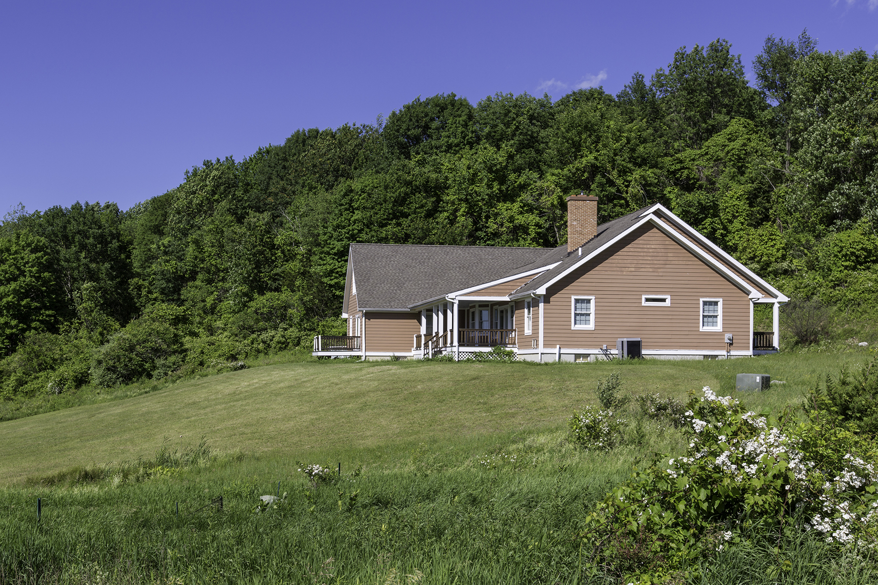 Additional photo for property listing at Custom Built Cape with Beautiful Country View 61  Link Rd Ghent, New York 12075 United States