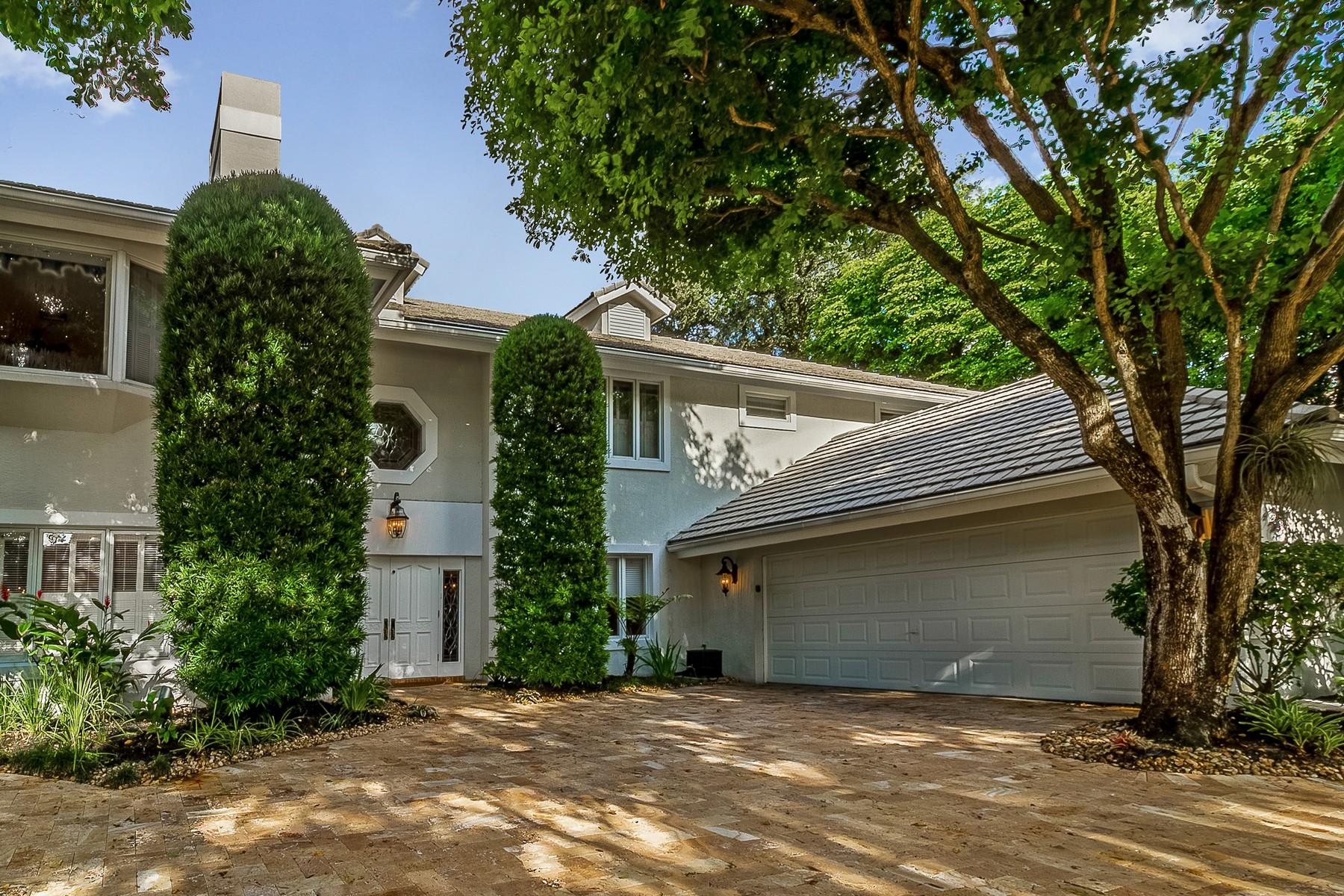 独户住宅 为 销售 在 3845 Kings Way , Boca Raton, FL 33434 3845 Kings Way Woodfield Hunt Club, 博卡拉顿, 佛罗里达州, 33434 美国