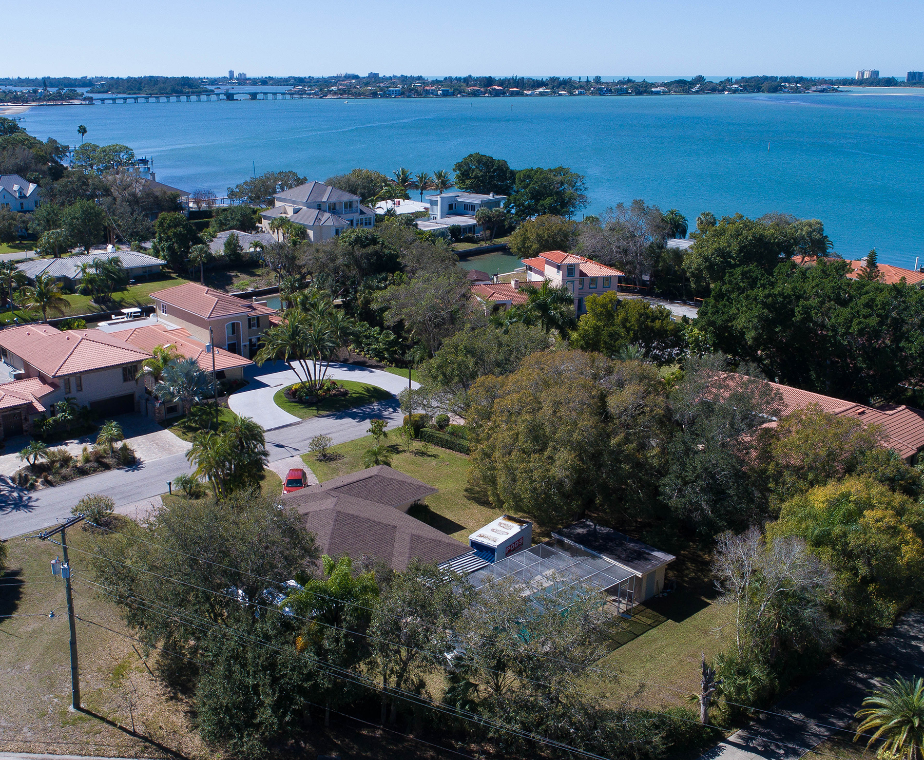 Single Family Home for Sale at PARADISE SHORES 1555 Sandpiper Ln Sarasota, Florida, 34239 United States