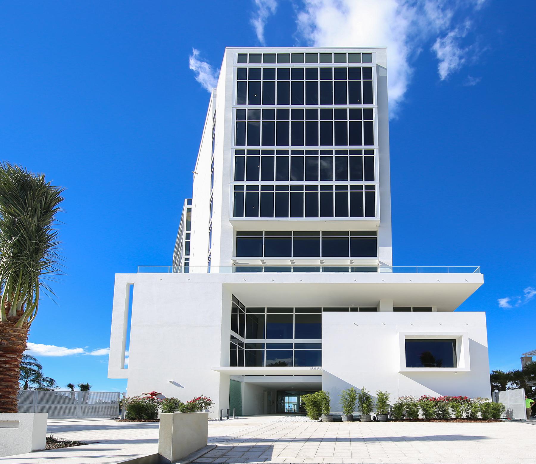 コンドミニアム のために 売買 アット AQUA 280 Golden Gate Pt 2 Sarasota, フロリダ, 34236 アメリカ合衆国
