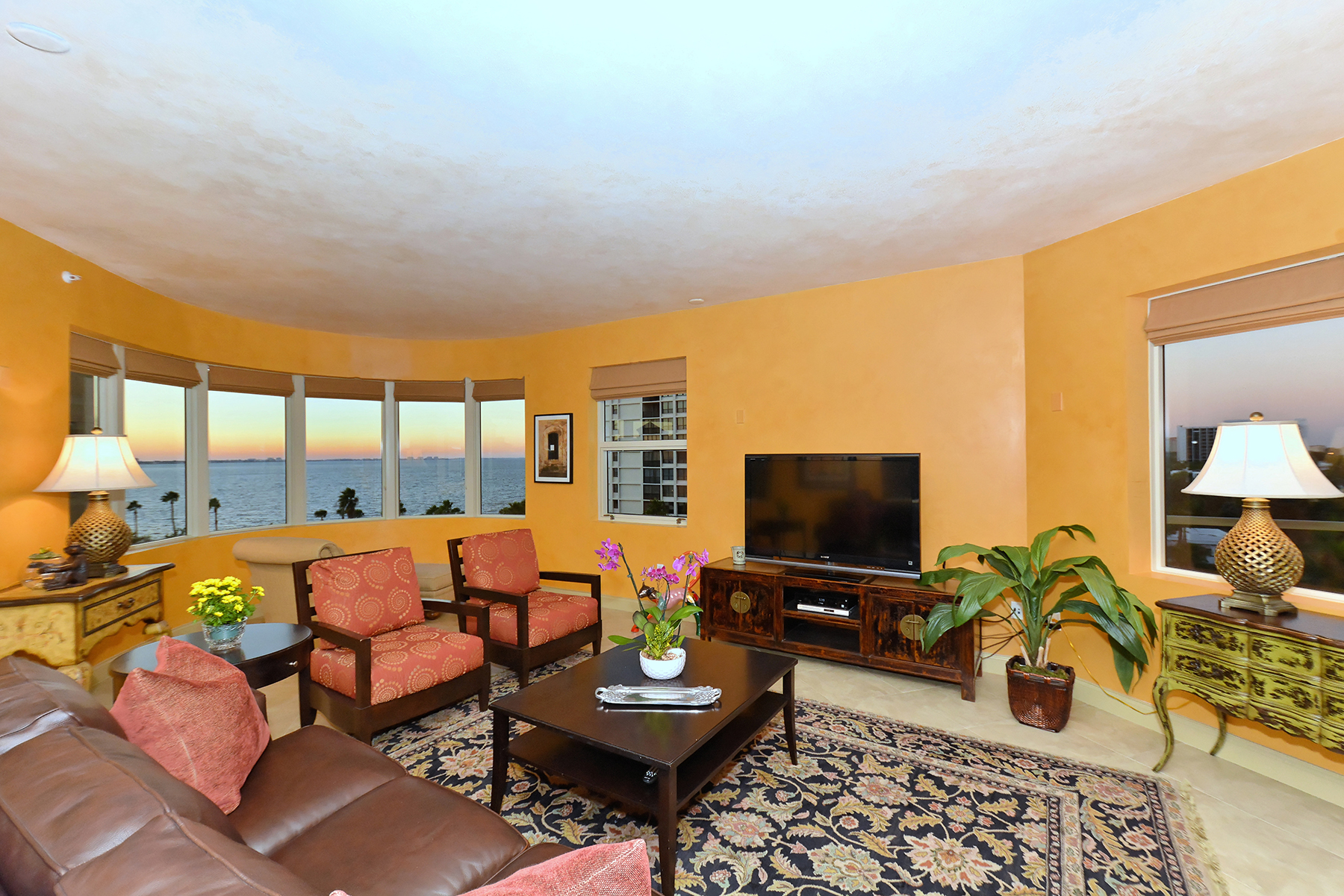 Condominium for Sale at GOLDEN GATE POINT 128 Golden Gate Pt 601B, Sarasota, Florida 34236 United States