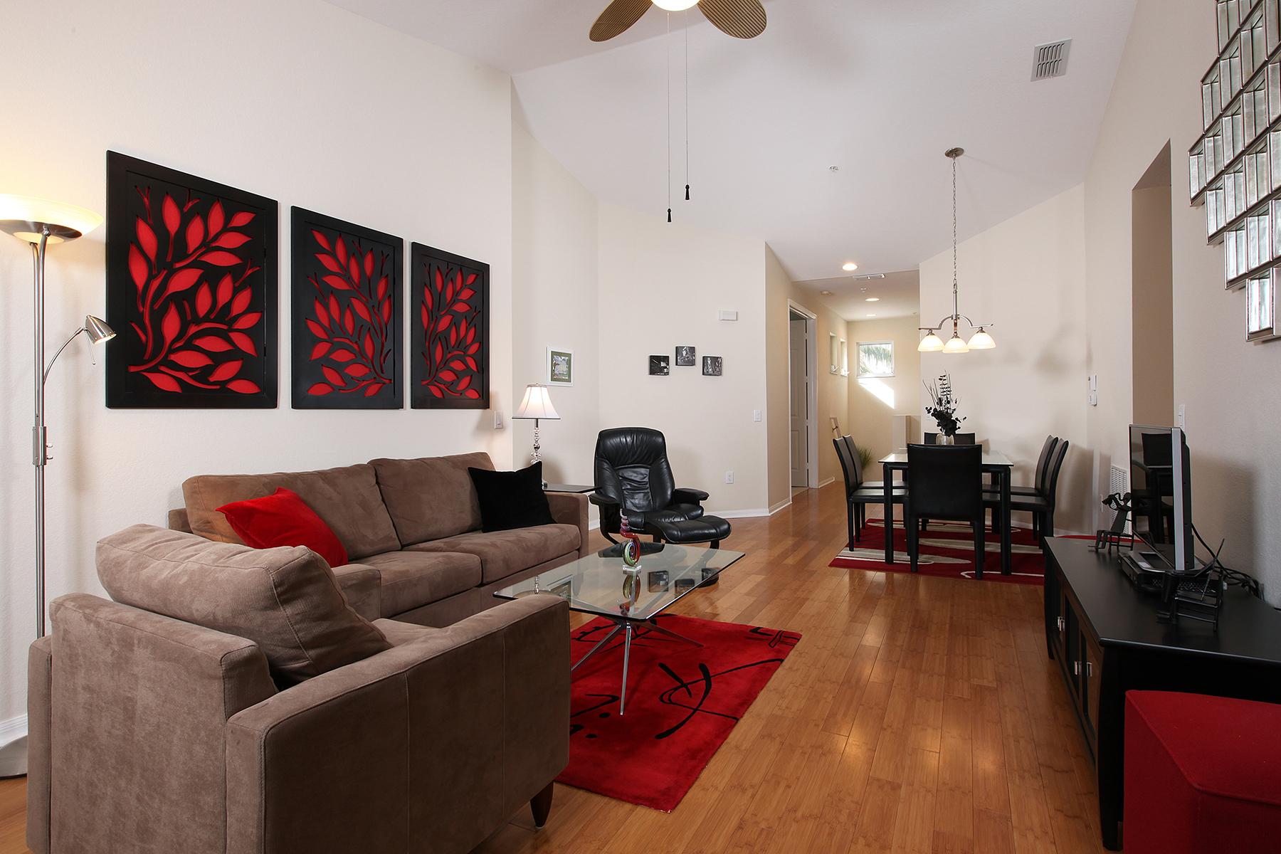 Condominium for Sale at FIDDLER'S CREEK - HAWK'S NEST 4660 Hawks Nest Way 201 Naples, Florida, 34114 United States