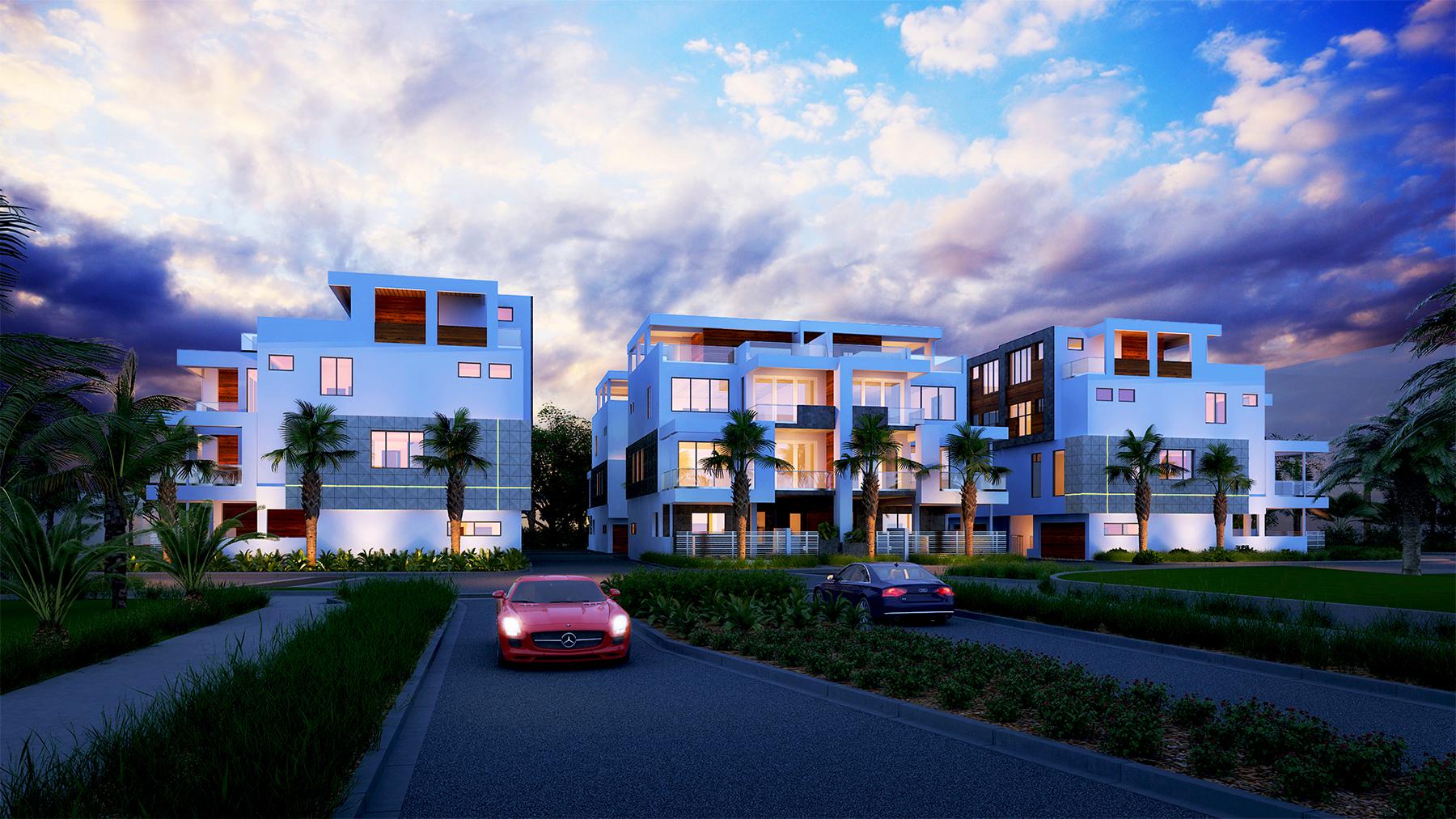 Stadthaus für Verkauf beim ALLURE 111 Golden Gate Pt 1 Sarasota, Florida, 34236 Vereinigte Staaten
