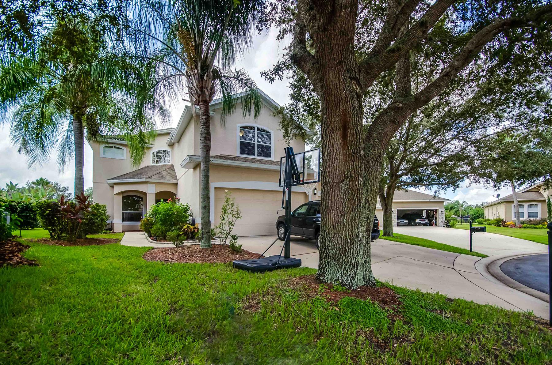 Single Family Home for Sale at LAKE MARY - HEATHROW 1027 Ridgemount Pl Lake Mary, Florida, 32746 United States