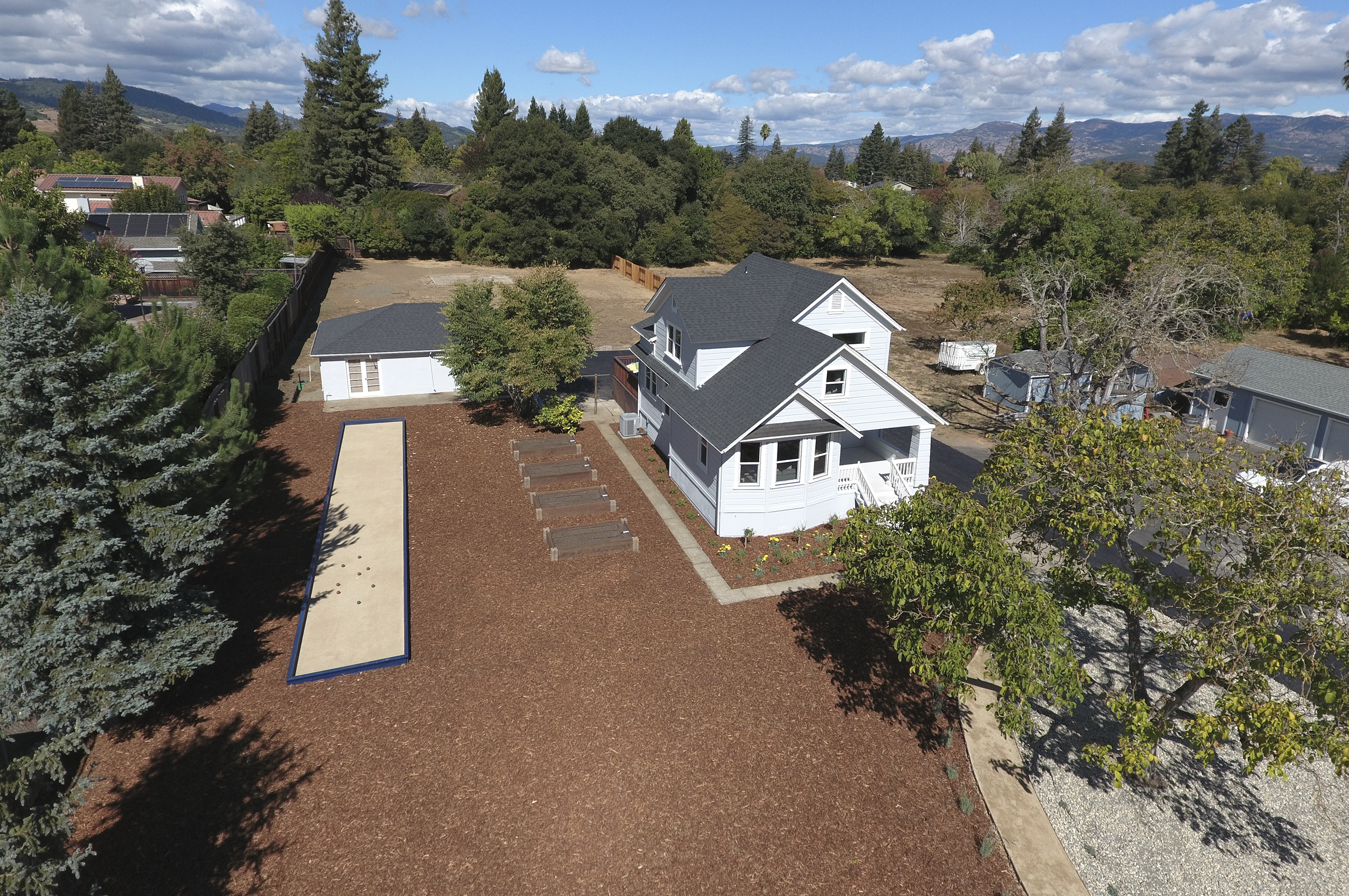 Single Family Home for Sale at 2588 Redwood Rd, Napa, CA 94558 2588 Redwood Rd Napa, California, 94558 United States