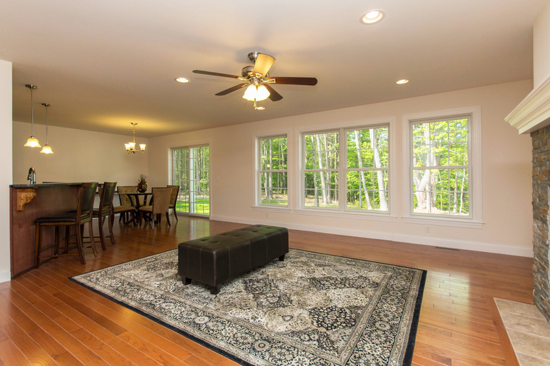 Additional photo for property listing at Newly Constructed Custom Home 38  Caitlin Dr Queensbury, New York 12804 États-Unis