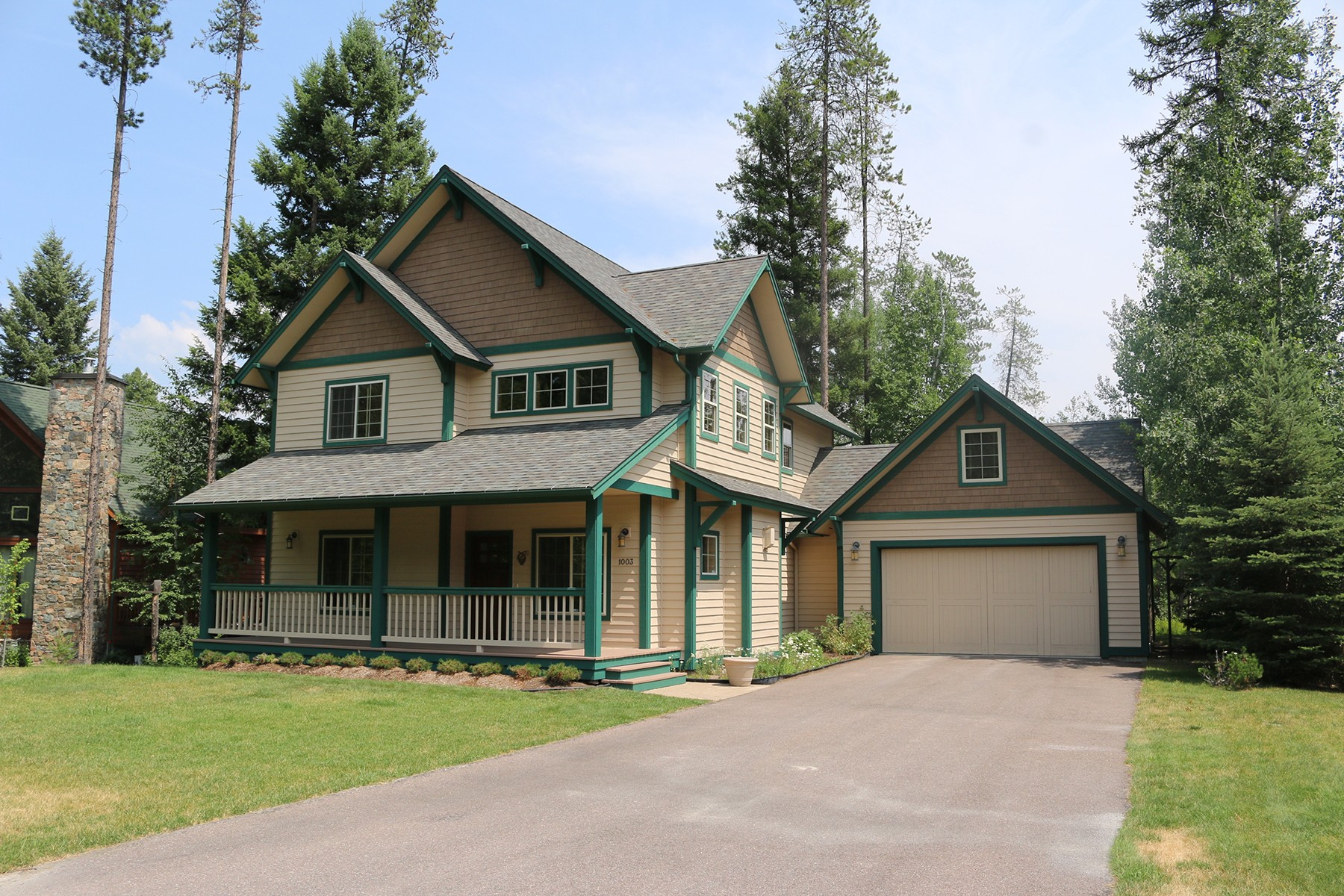 sales property at 1003 Mountain Park Dr , Whitefish, MT 59937