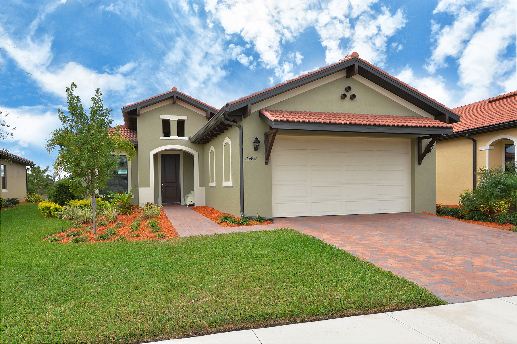 Maison unifamiliale pour l Vente à SARASOTA NATIONAL 23421 Copperleaf Dr Venice, Florida, 34293 États-Unis