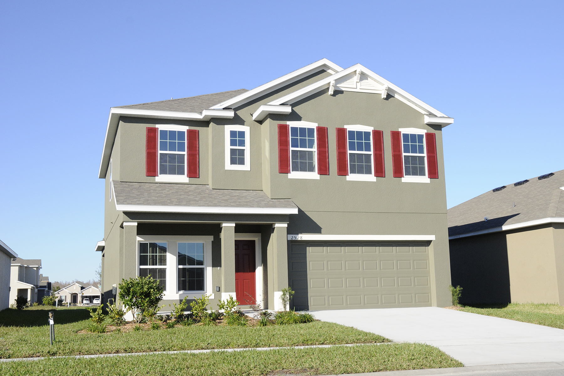 Single Family Home for Sale at ORLANDO - KISSIMMEE 2528 Isabela Terr Kissimmee, Florida, 34743 United States