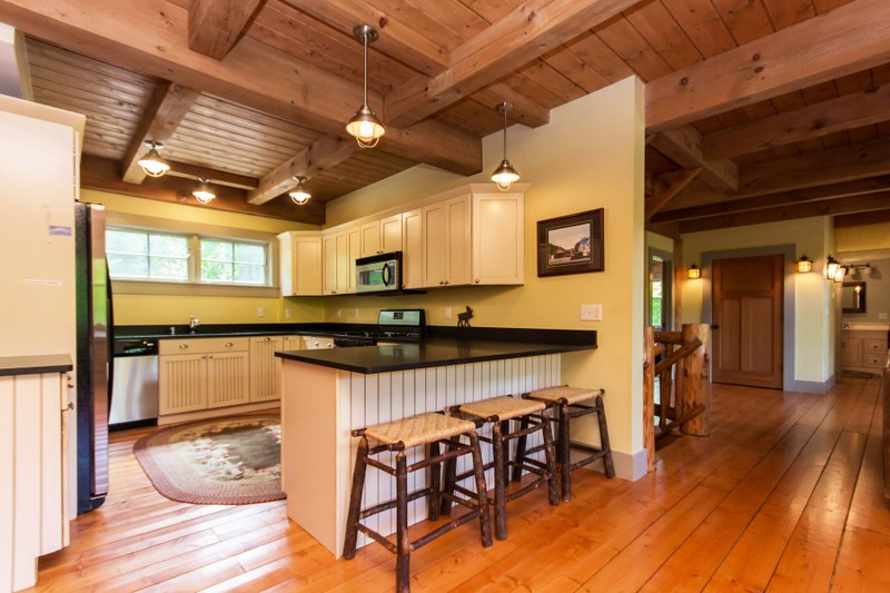Additional photo for property listing at Traditional Pine Timber Framed Home 51  Mountain Path Johnsburg, New York 12853 United States