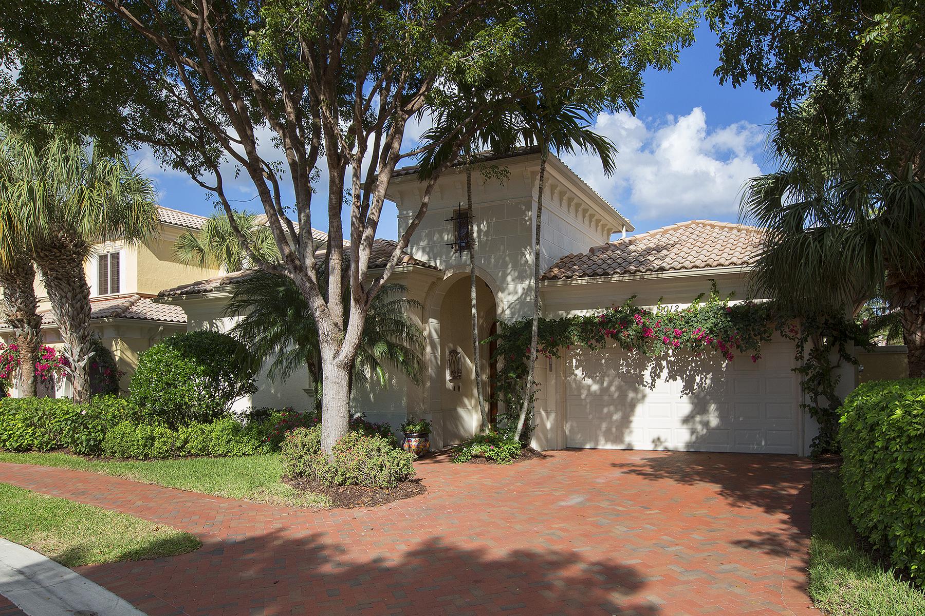 Maison unifamiliale pour l Vente à PELICAN MARSH - TERRABELLA 9012 Terranova Dr Naples, Florida, 34109 États-Unis