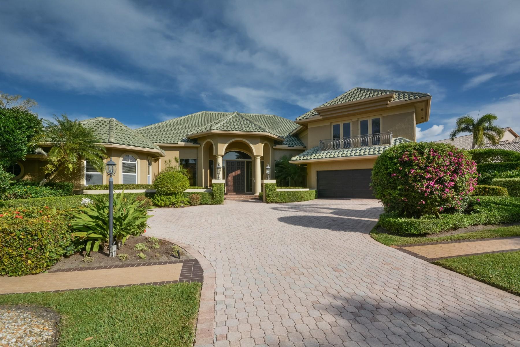 独户住宅 为 销售 在 7052 Queenferry Cir , Boca Raton, FL 33496 7052 Queenferry Cir 博卡拉顿, 佛罗里达州, 33496 美国