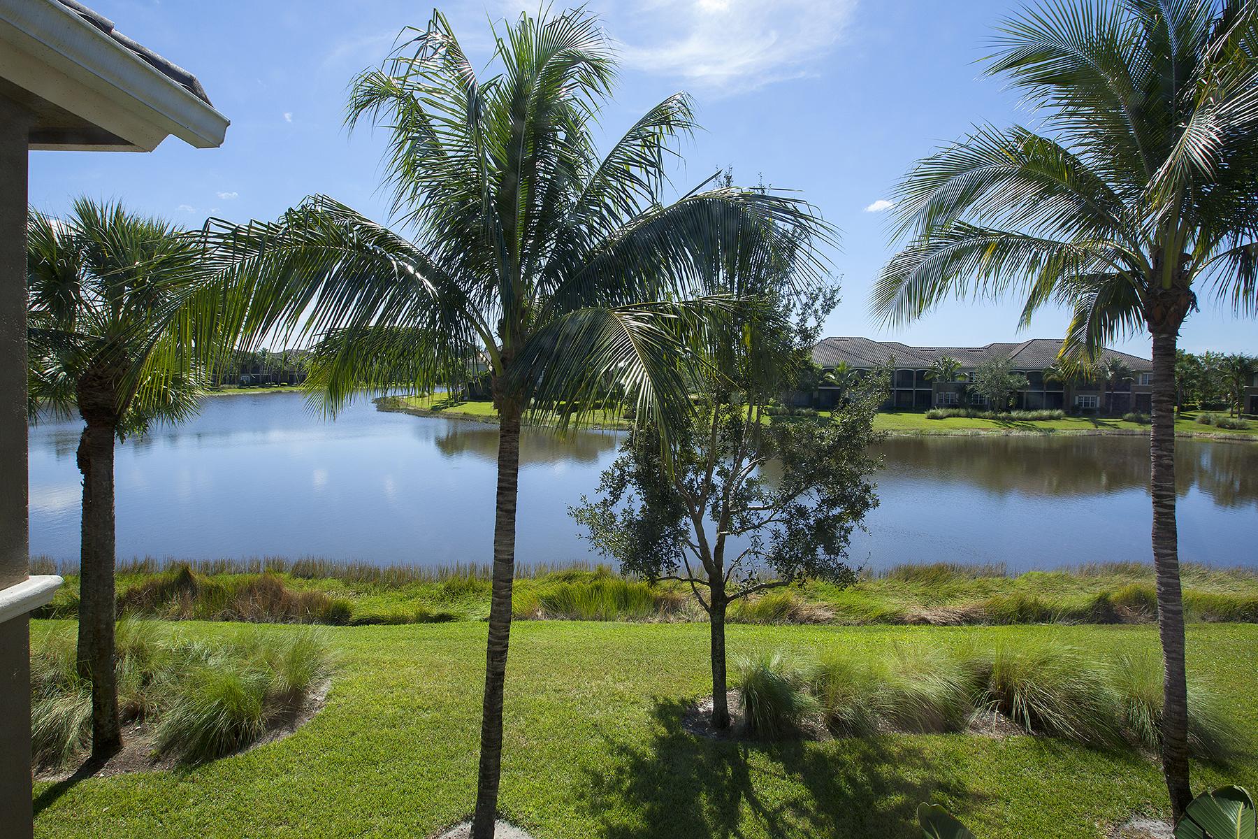 Кондоминиум для того Продажа на FIDDLER'S CREEK - VARENNA 9238 Tesoro Ln 202 Naples, Флорида, 34114 Соединенные Штаты