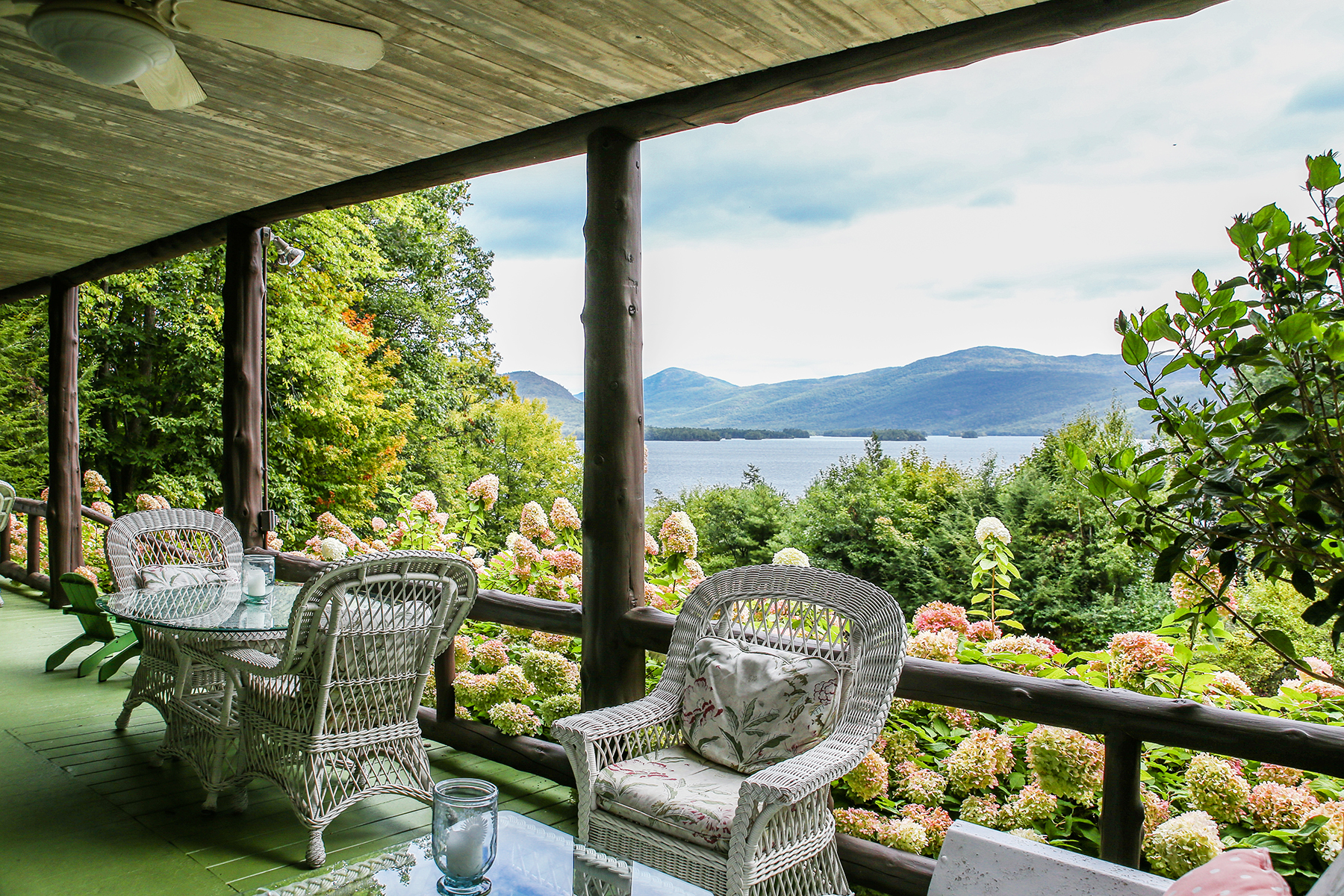 Additional photo for property listing at High Point 5078-5080  Lake Shore Dr Bolton Landing, New York 12814 United States