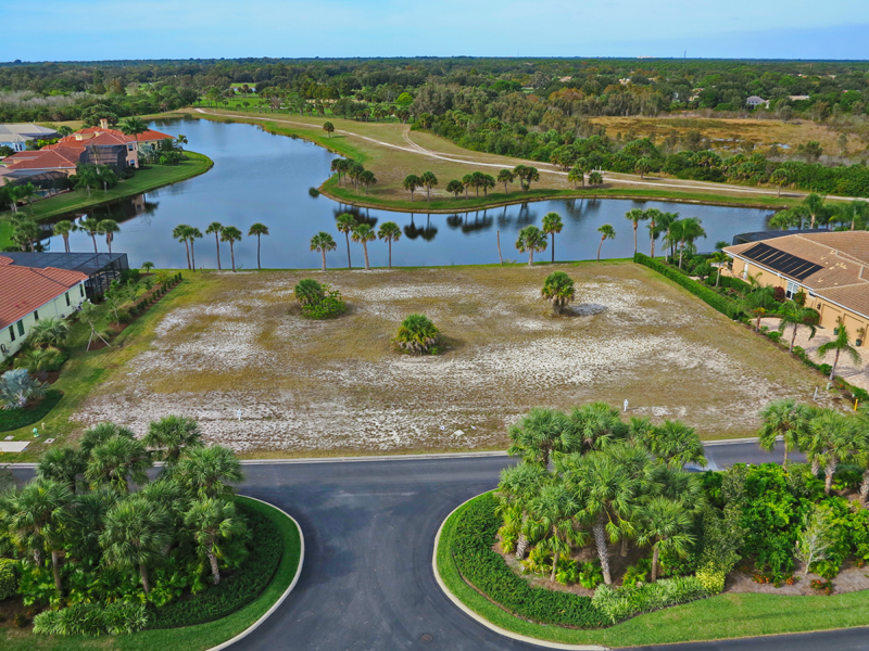 Land for Sale at BOCA ROYALE 26743 Raphis Royale Blvd 20 Englewood, Florida, 34223 United States