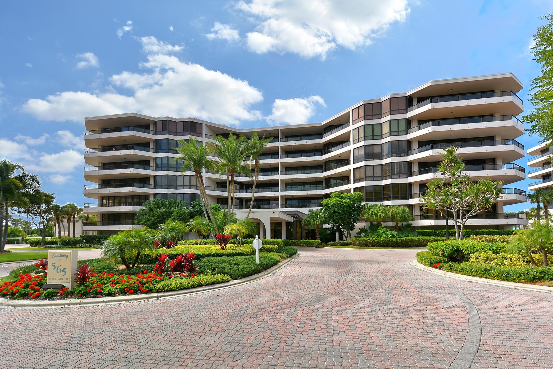 Nhà chung cư vì Bán tại LONGBOAT KEY 565 Sanctuary Dr A202 Longboat Key, Florida, 34228 Hoa Kỳ
