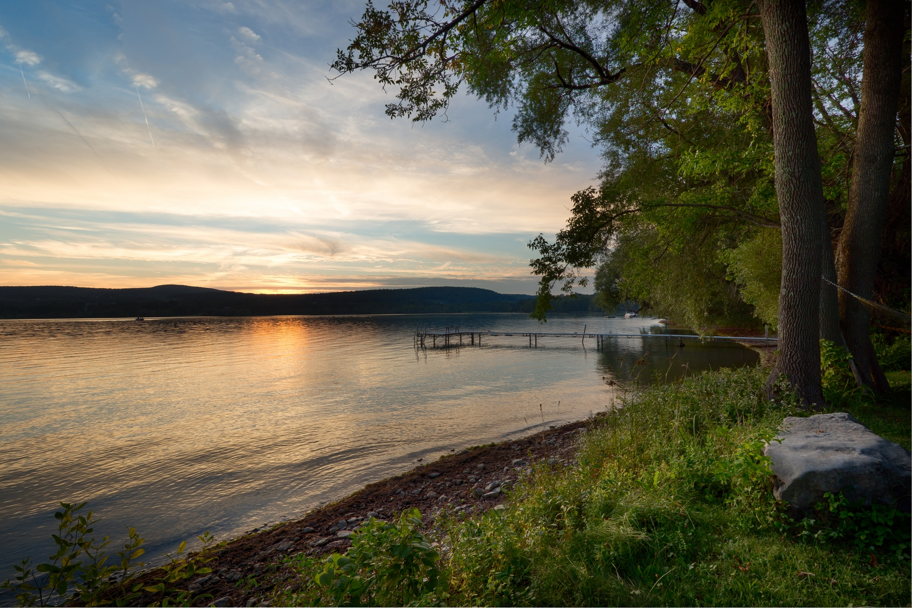 Additional photo for property listing at Elegant and Serene Home on Otsego Lake 418  Public Landing Rd Cooperstown, Нью-Йорк 13326 Соединенные Штаты