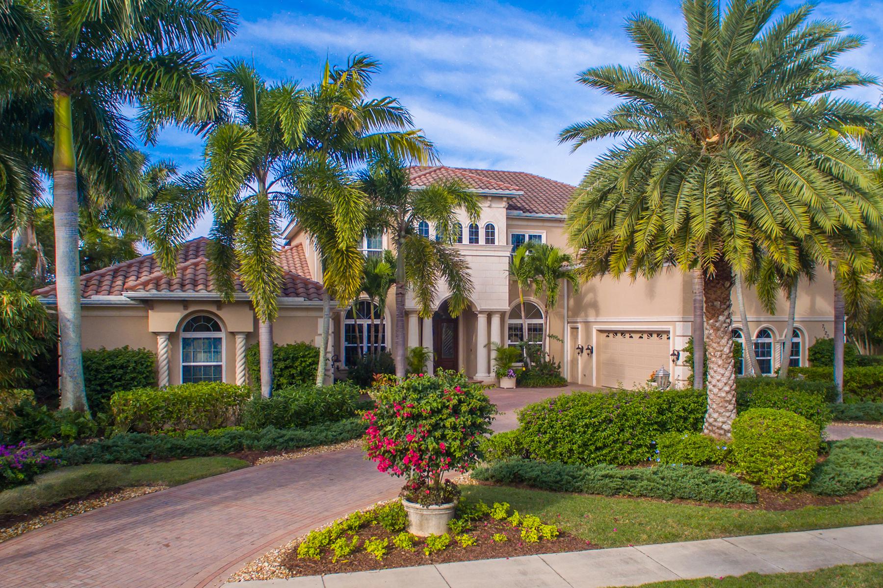 Casa Unifamiliar por un Venta en TEAL CREEK 7120 Teal Creek Lakewood Ranch, Florida, 34202 Estados Unidos