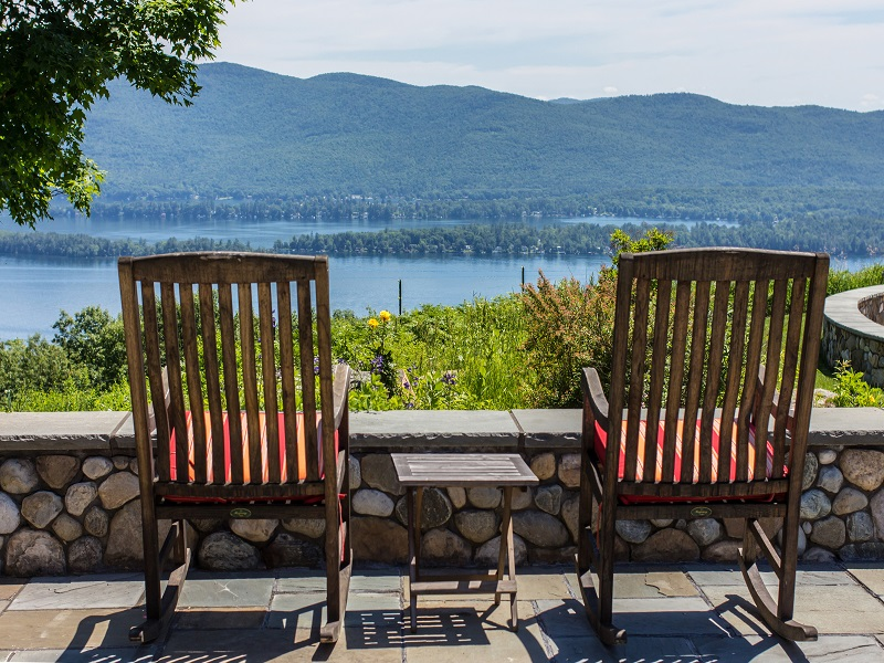 Additional photo for property listing at The Lookout on Lake George 250  Shaw Rd Lake George, New York 12845 United States