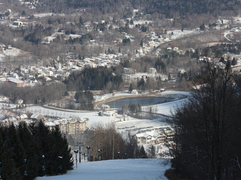 Additional photo for property listing at Windham Mountain Ski-On-Ski-Off Home Sites 0  Club Road/ Upper Wipeout Windham, New York 12496 États-Unis
