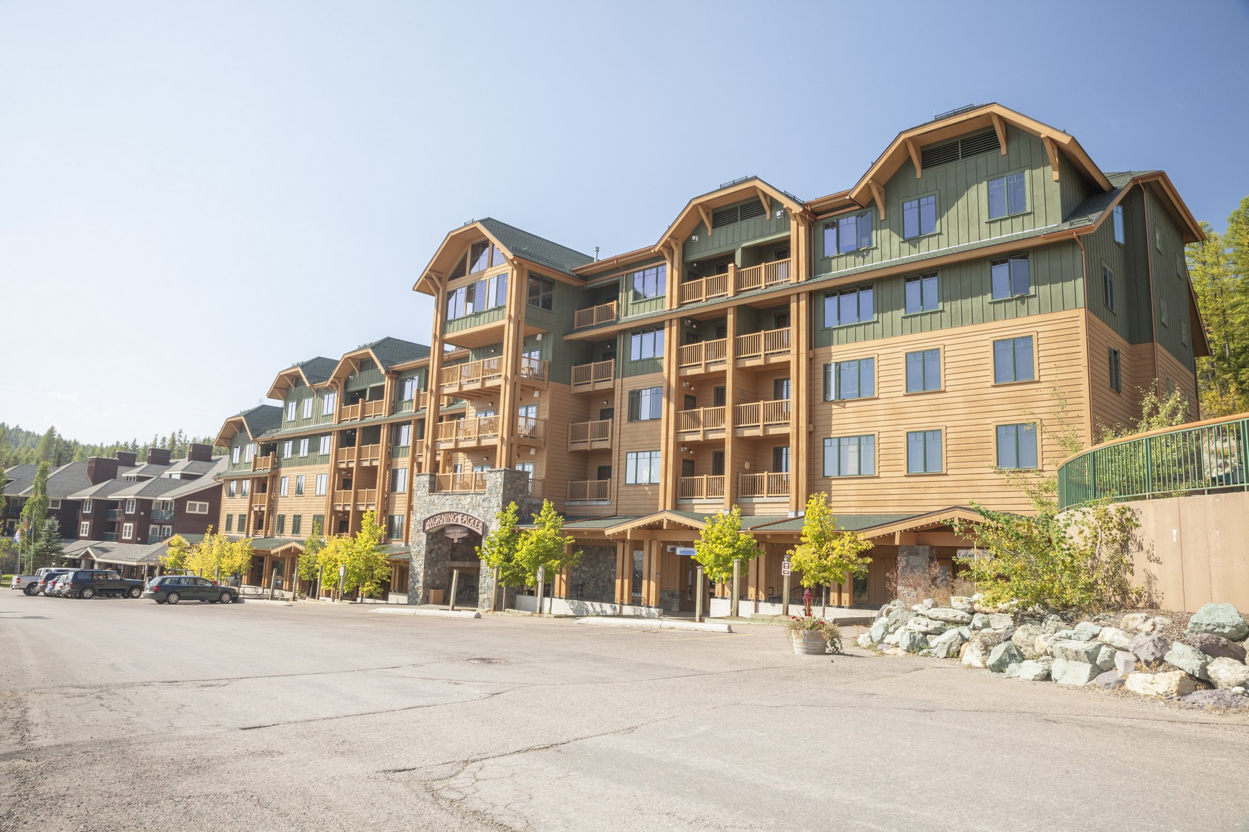 sales property at 3893 Big Mountain Road, Unit 111, Whitefish, MT 59