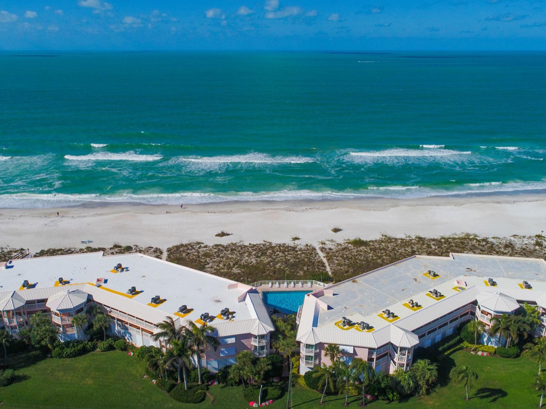 Condominium for Sale at ANNA MARIA ISLAND CLUB CONDOMINIUM 2600 Gulf Dr N 13 Bradenton Beach, Florida, 34217 United States