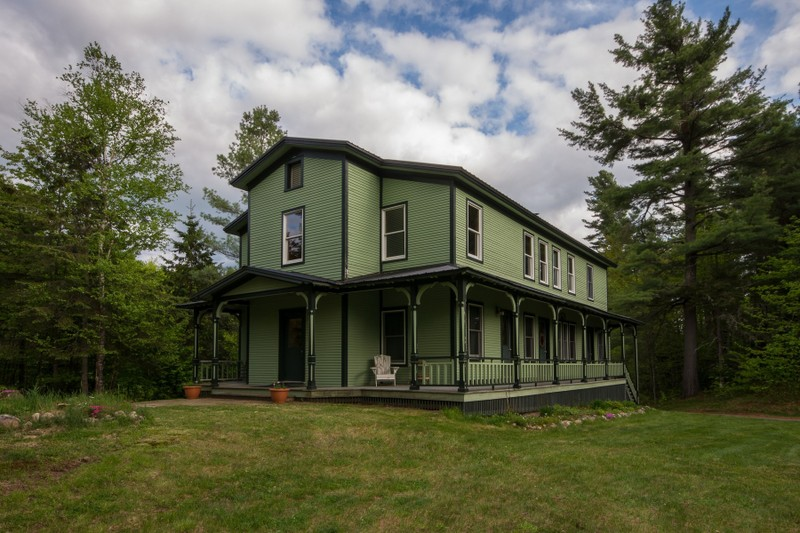 Single Family Home for Sale at The Winter Cottage - Loon Lake 299 Blue Spruce Dr Loon Lake, New York 12989 United States